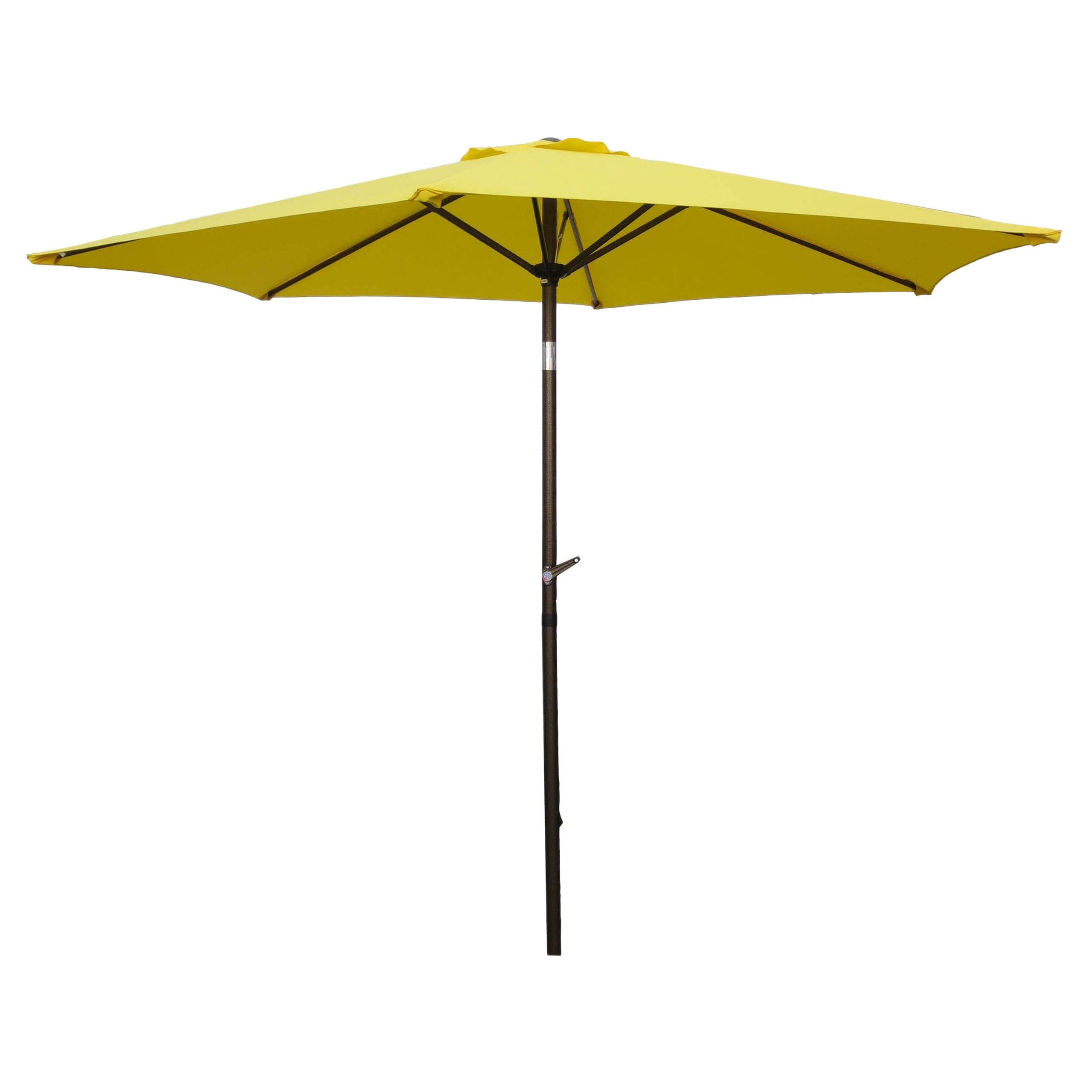 Most Recently Released Patio Umbrella 8 Foot Pertaining To Frome Market Umbrellas (View 8 of 20)
