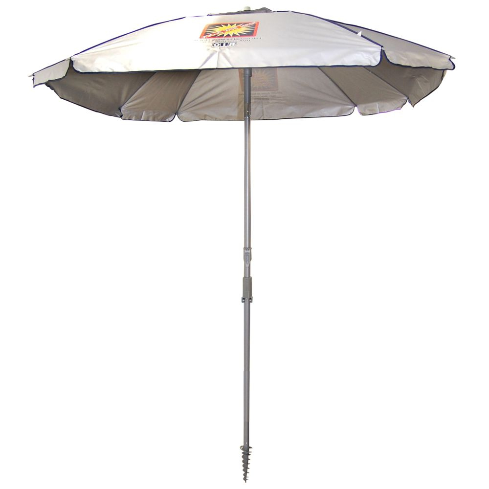Most Recently Released Total Sun Block Extreme Shade Beach Umbrellas For 7 Ft (View 8 of 20)