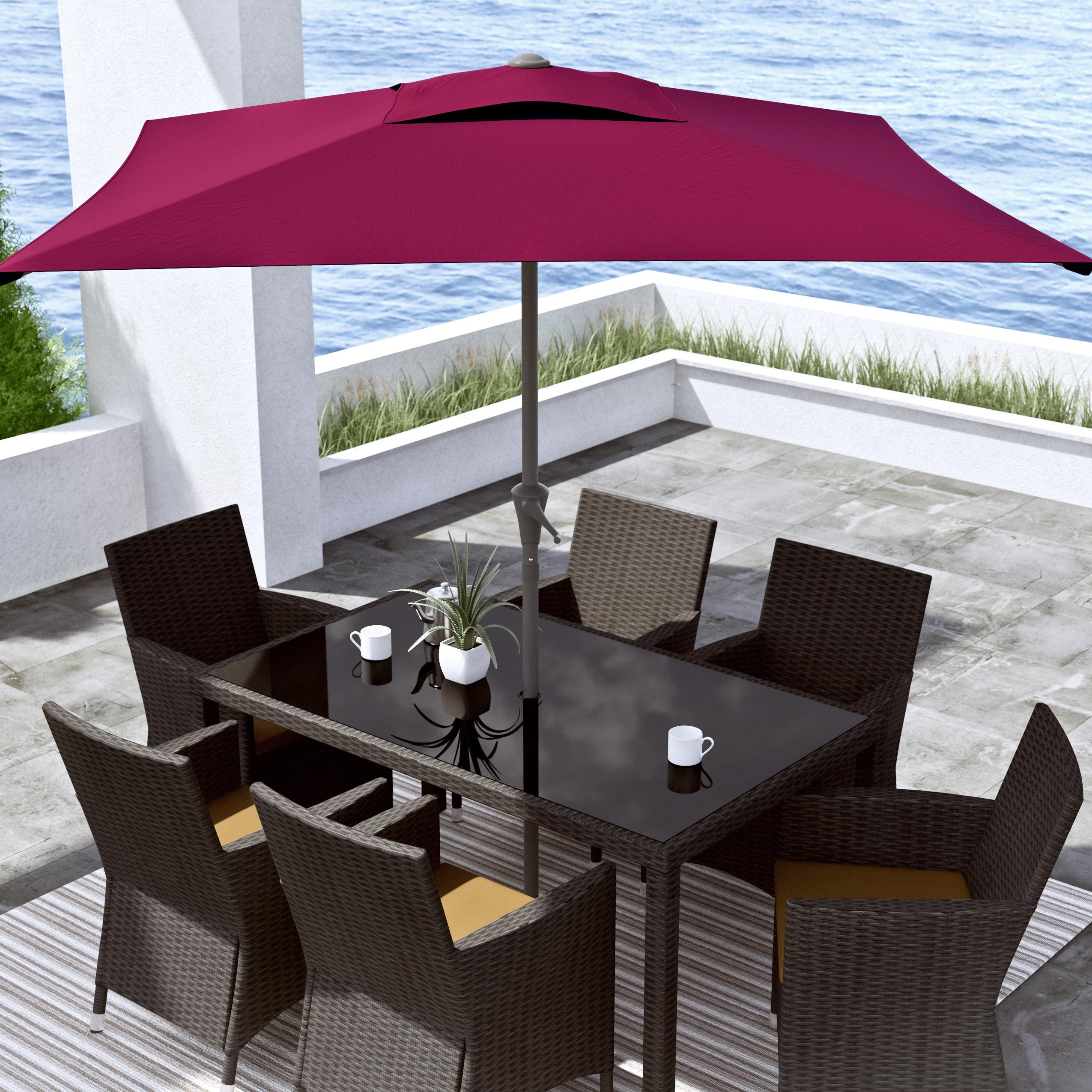 Most Up To Date Crowborough Square Market Umbrellas With Regard To Freeport Park Crowborough  (View 15 of 20)
