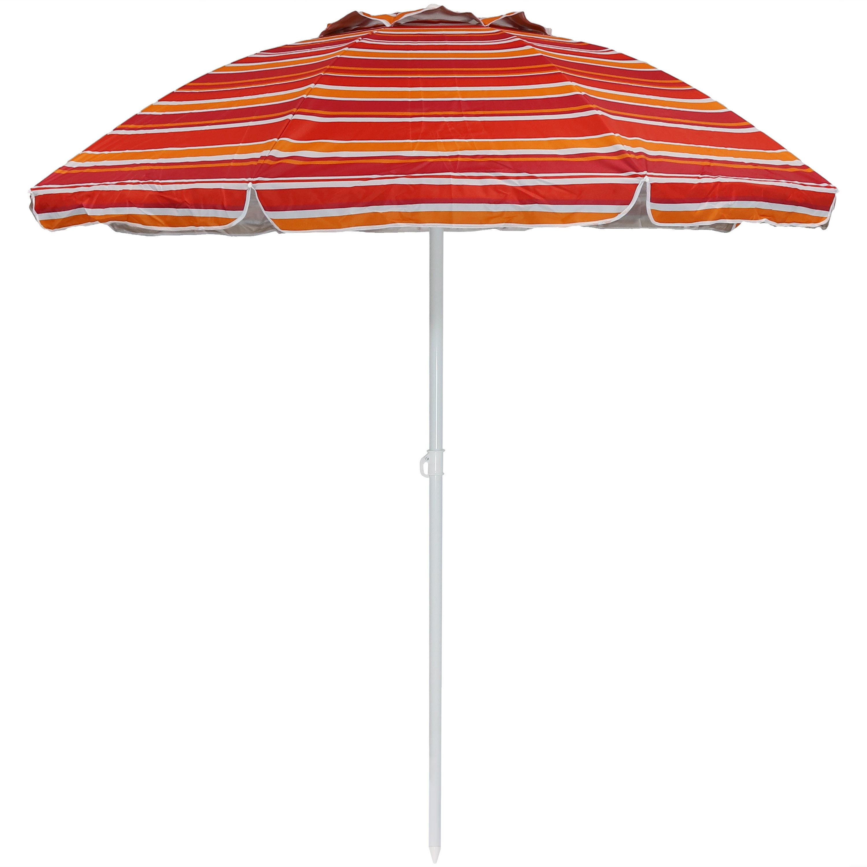 Most Up To Date Kerner Steel Beach Umbrellas With Regard To Capra Beach Umbrella (Gallery 11 of 20)