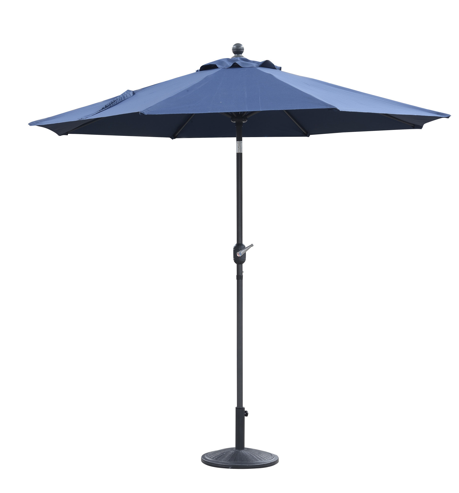 Most Up To Date Morecambe 9' Market Umbrella Intended For Brame Market Umbrellas (Gallery 8 of 20)