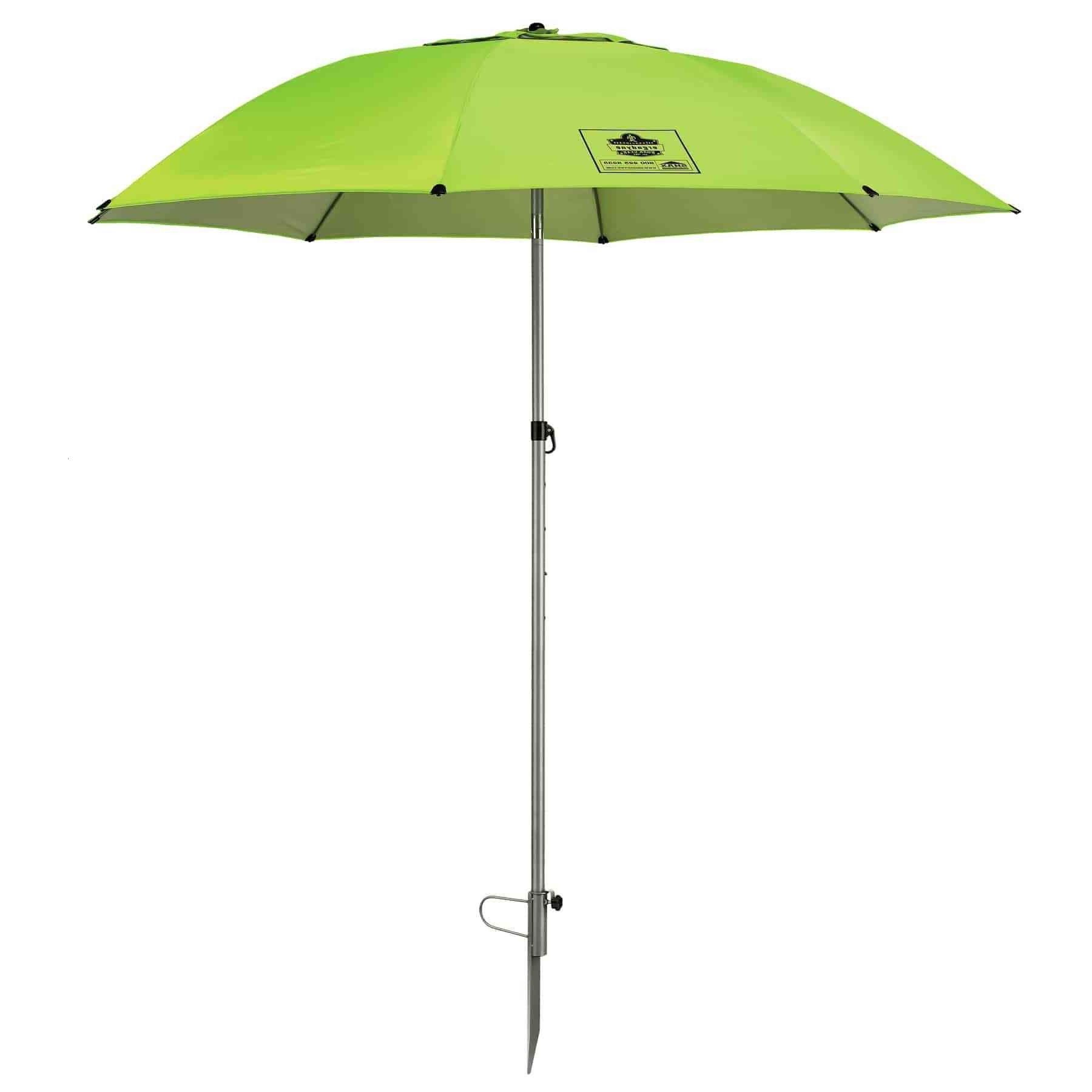Most Up To Date Total Sun Block Extreme Shade Beach Umbrellas Intended For Shax® 6100 Lightweight Industrial Umbrella (View 12 of 20)