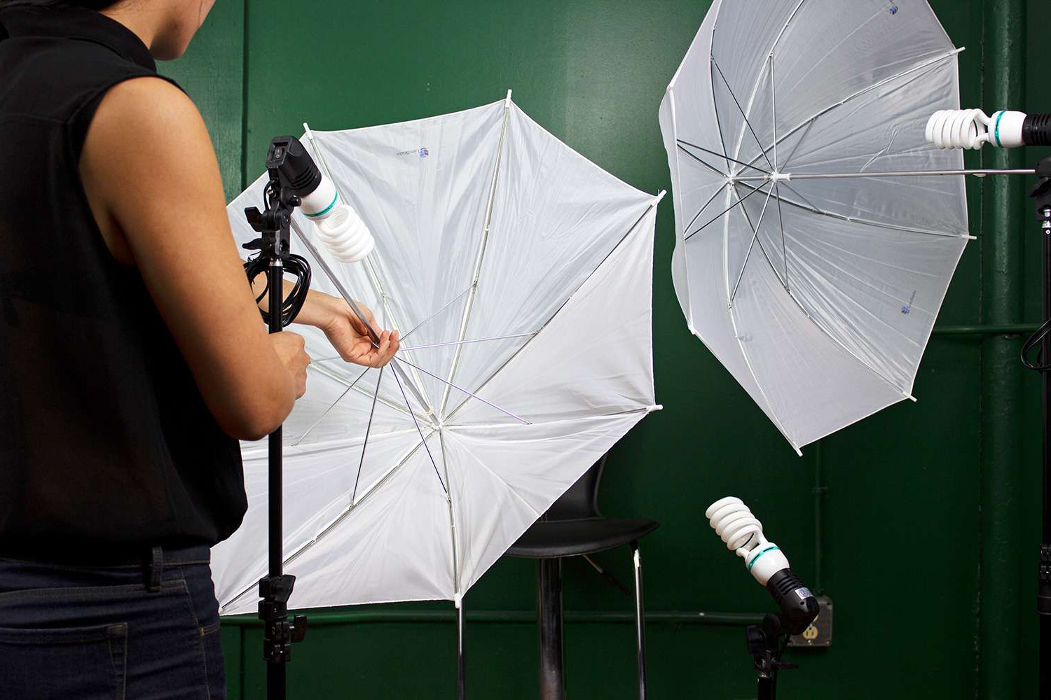Most Up To Date Zeman Market Umbrellas With Regard To Limostudio Lms103 Lighting Kit Review (View 8 of 20)