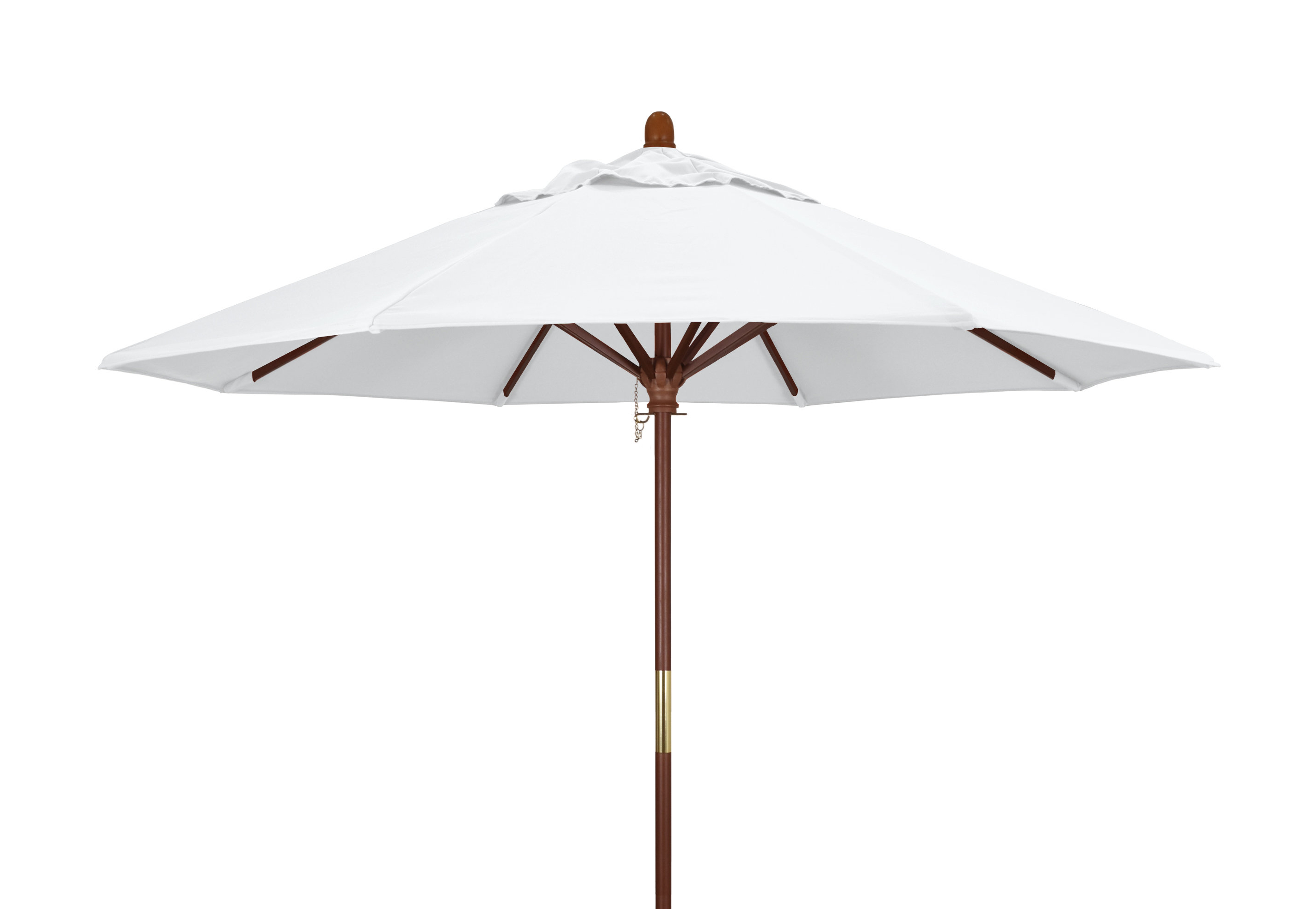 Mraz 9' Market Umbrella Pertaining To Most Up To Date Priscilla Market Umbrellas (Gallery 11 of 20)