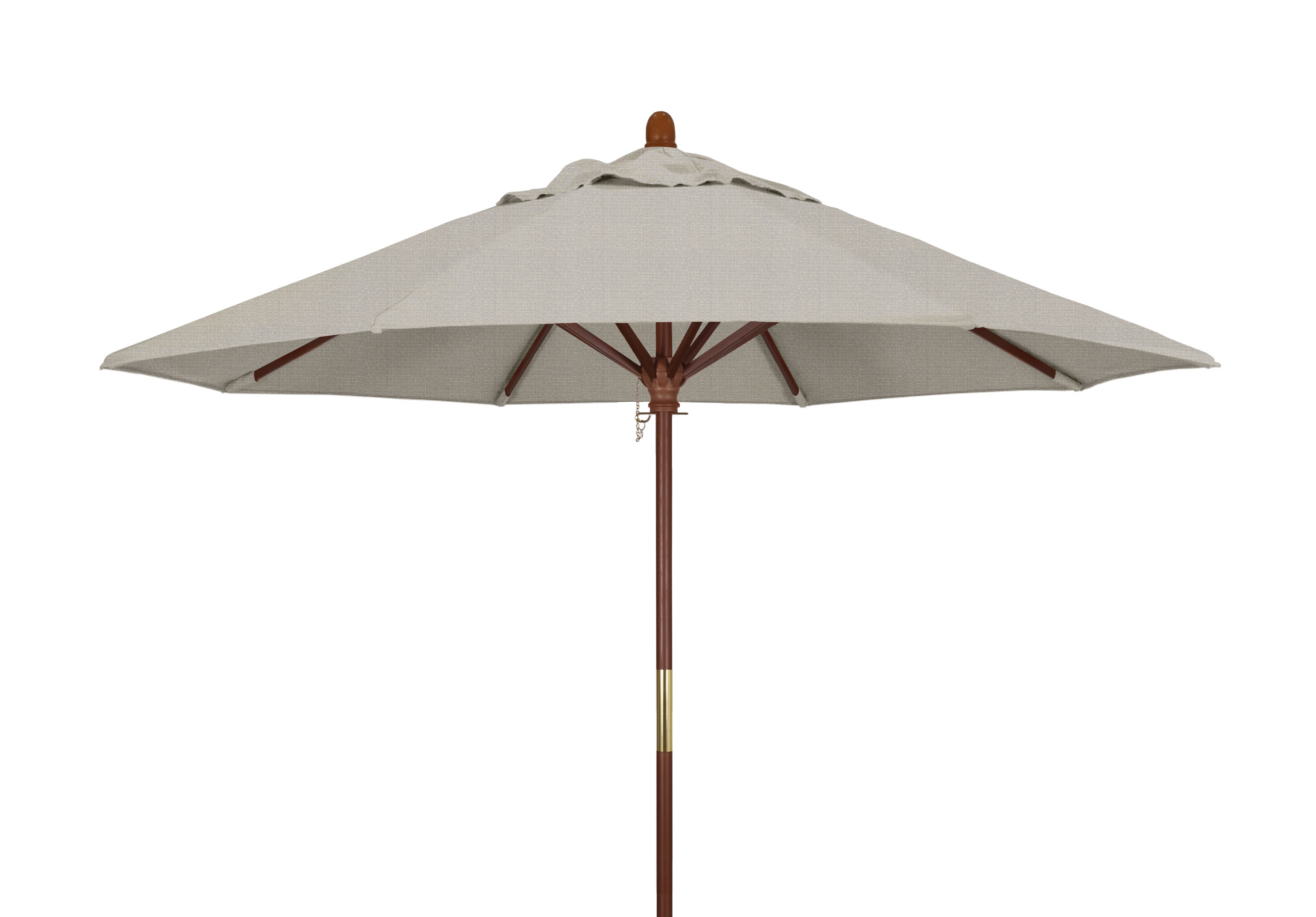 Mraz 9' Market Umbrella With Regard To Newest Mraz Market Umbrellas (View 4 of 20)