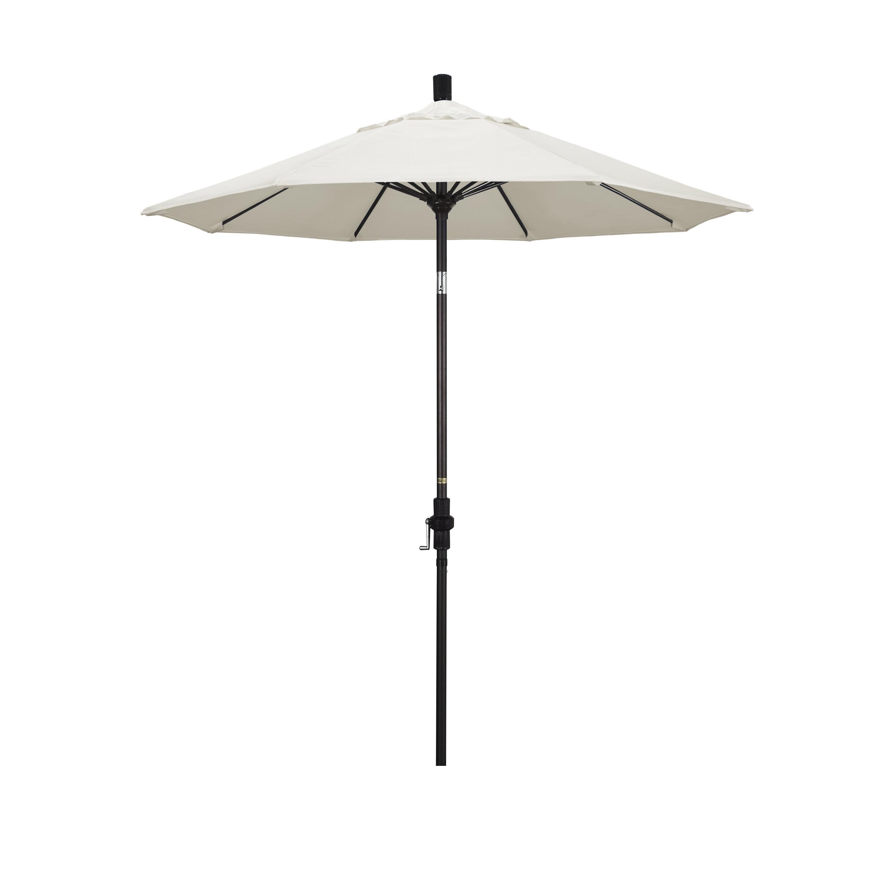 Muldoon 7.5' Market Umbrella In Well Liked Belles  Market Umbrellas (Gallery 9 of 20)