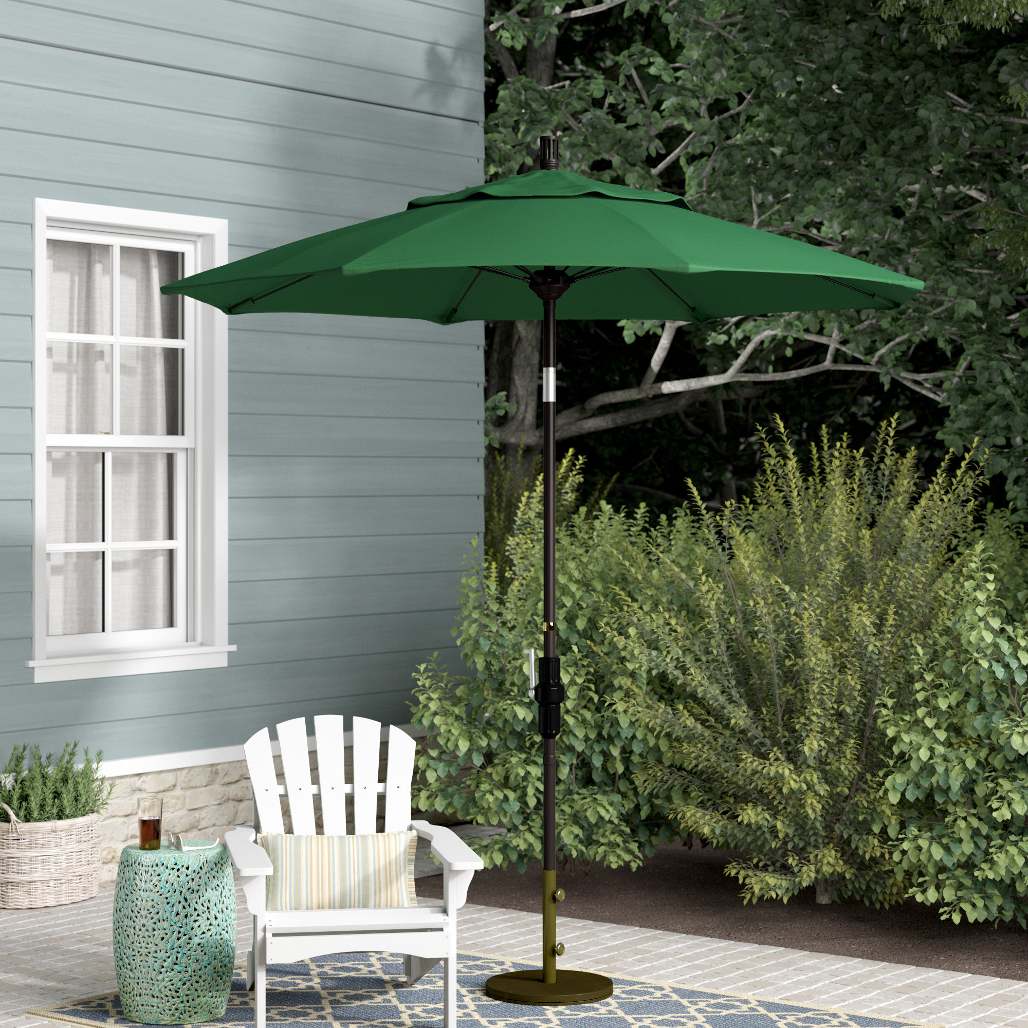 Muldoon 7.5' Market Umbrella With 2020 Launceston Market Umbrellas (Gallery 9 of 20)