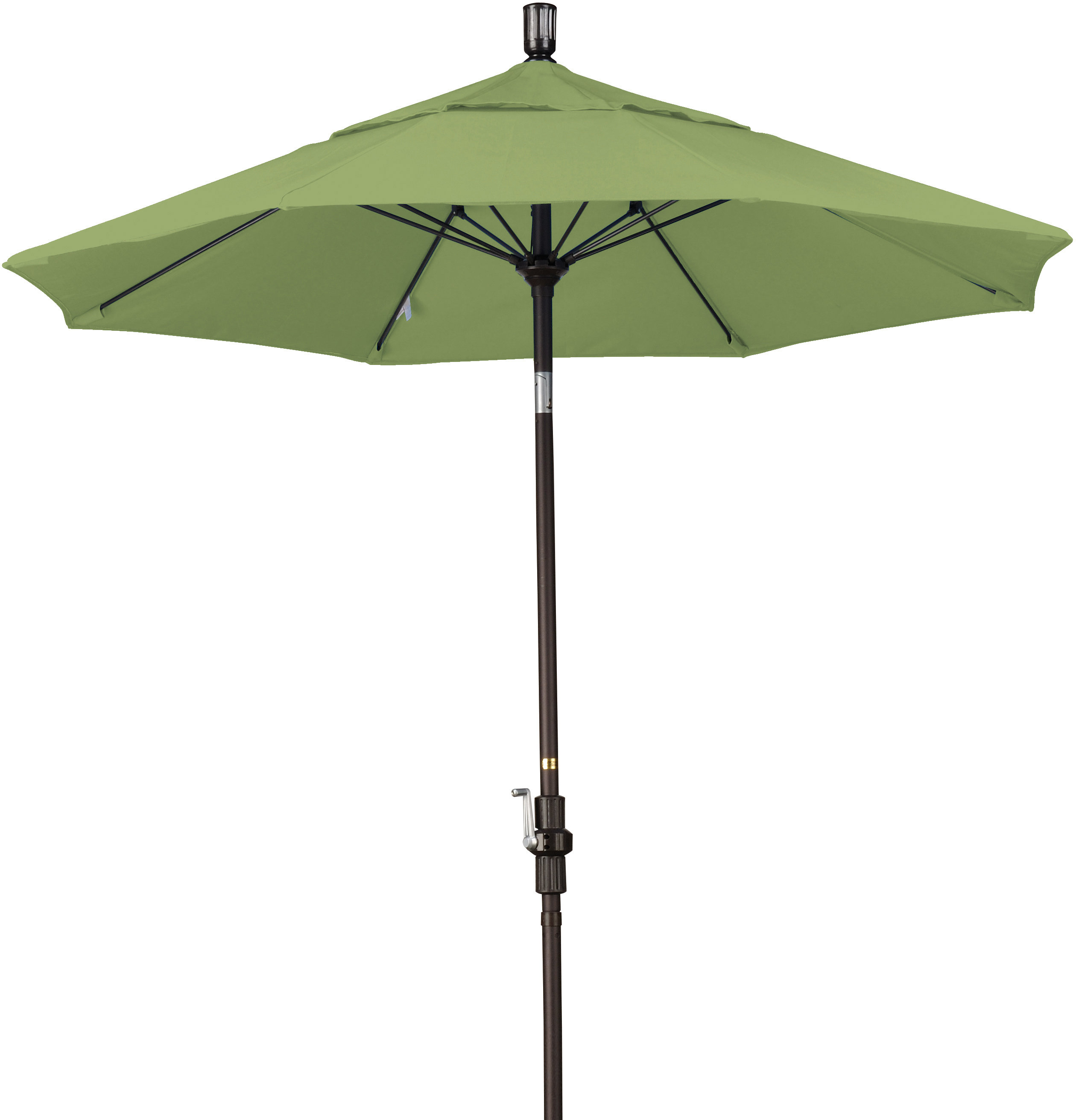 Muldoon 7.5' Market Umbrella With Latest Capresa Market Umbrellas (Gallery 19 of 20)