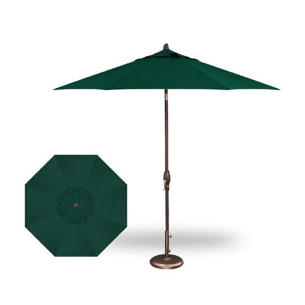 Mullaney Beachcrest Home Market Umbrellas In Most Popular Patio Rectangular Auto Tilt Market Treasure Garden Umbrella Bronze (View 20 of 20)