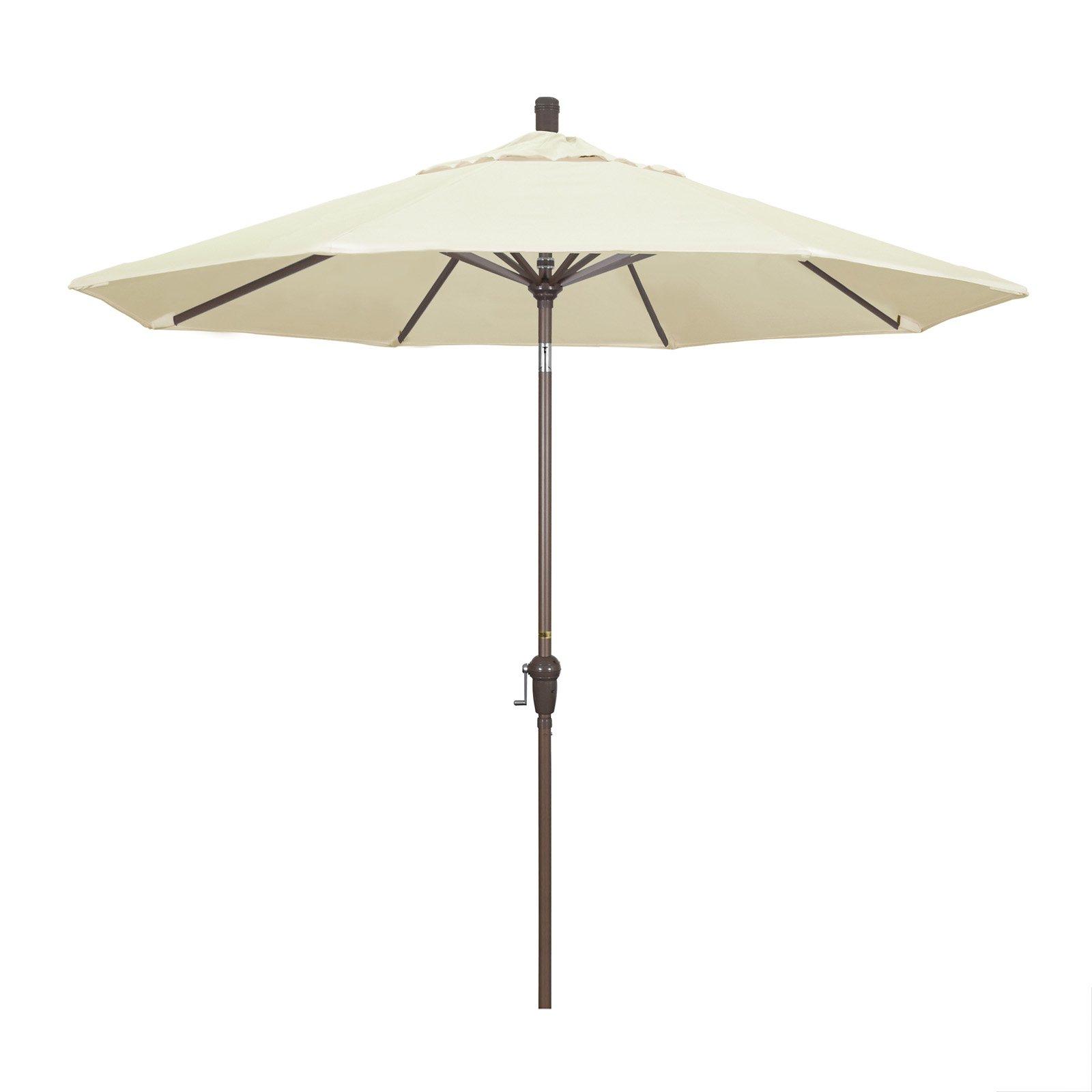 Mullaney Market Umbrellas Pertaining To 2019 California Umbrella 9 Ft (View 9 of 20)