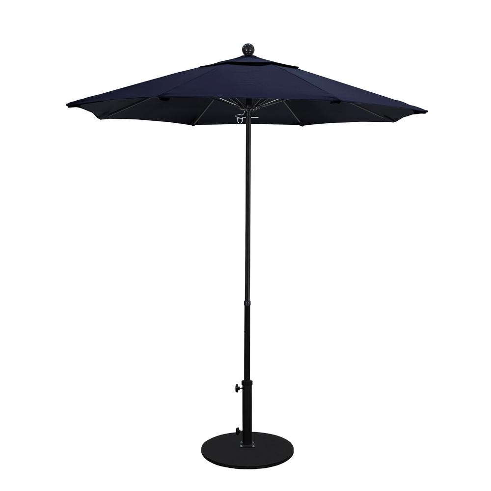 Navy Sunbrella Umbrella – Budapestsightseeing Within Preferred Mullaney Market Umbrellas (View 20 of 20)