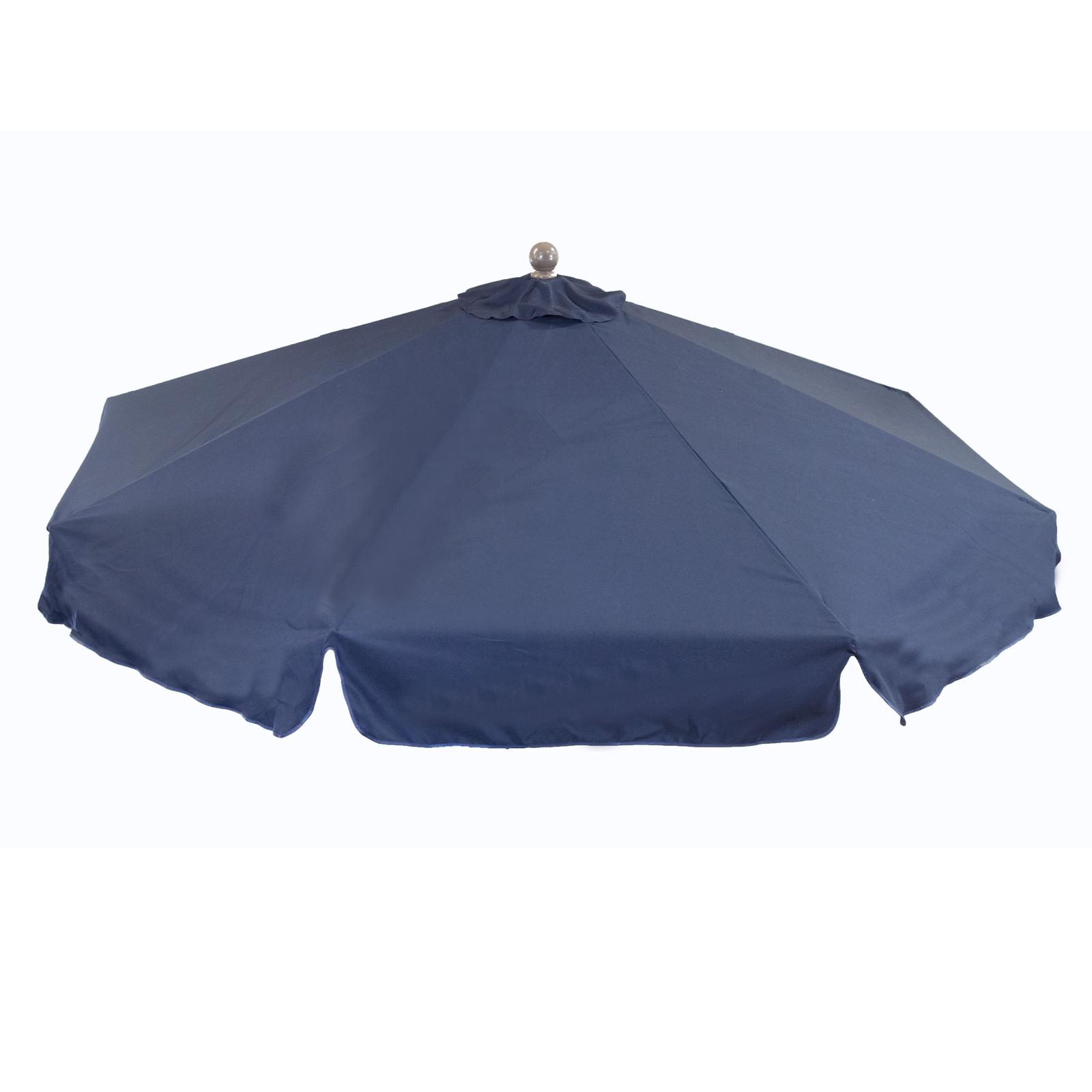 Newest 9Ft Tilt Italian Market Umbrella Home Patio Outdoor Garden Canopy Shelter –  Navy Inside Italian Market Umbrellas (Gallery 10 of 20)