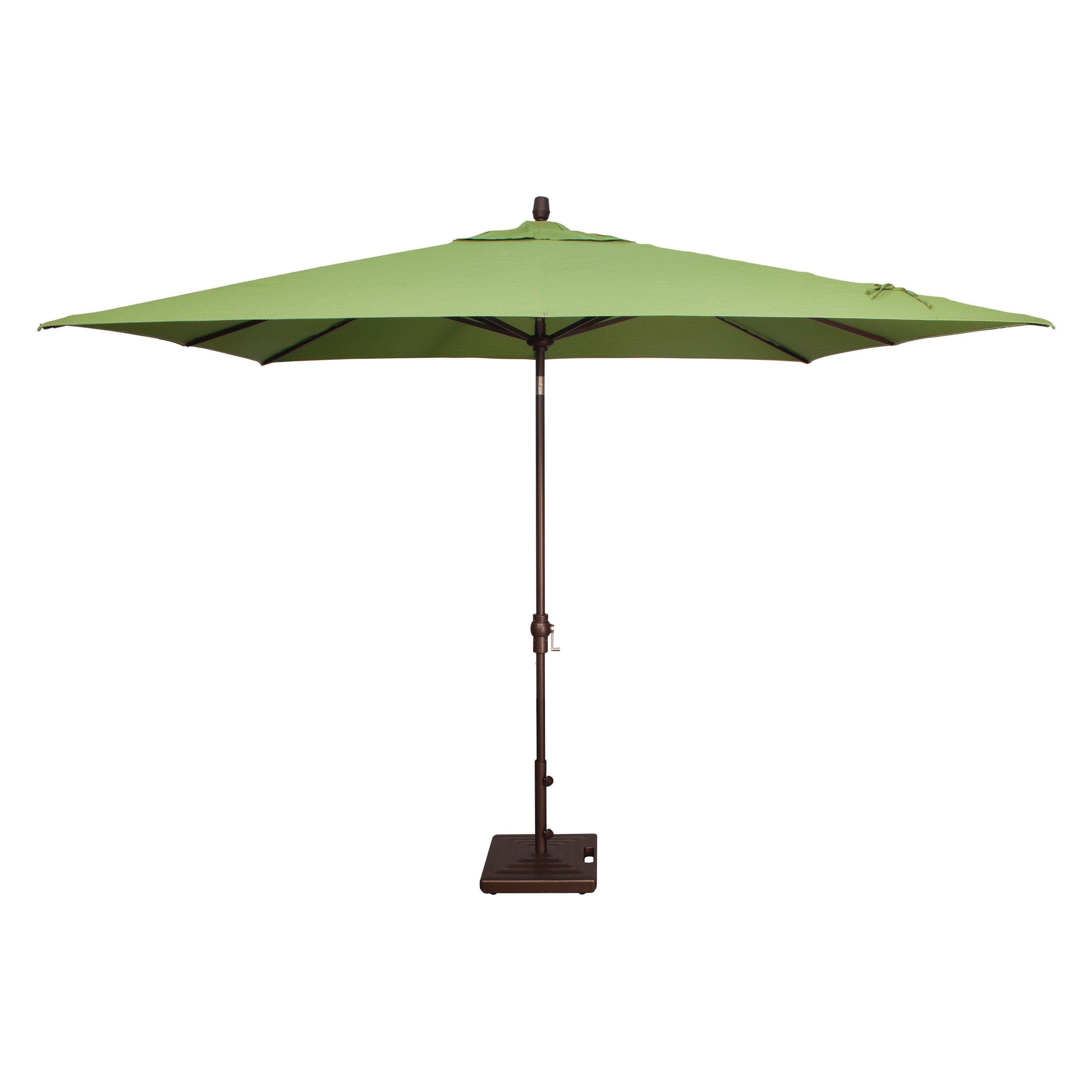 Newest Anna Cantilever Umbrellas For Treasure Garden 8 X 10 Ft (View 14 of 20)