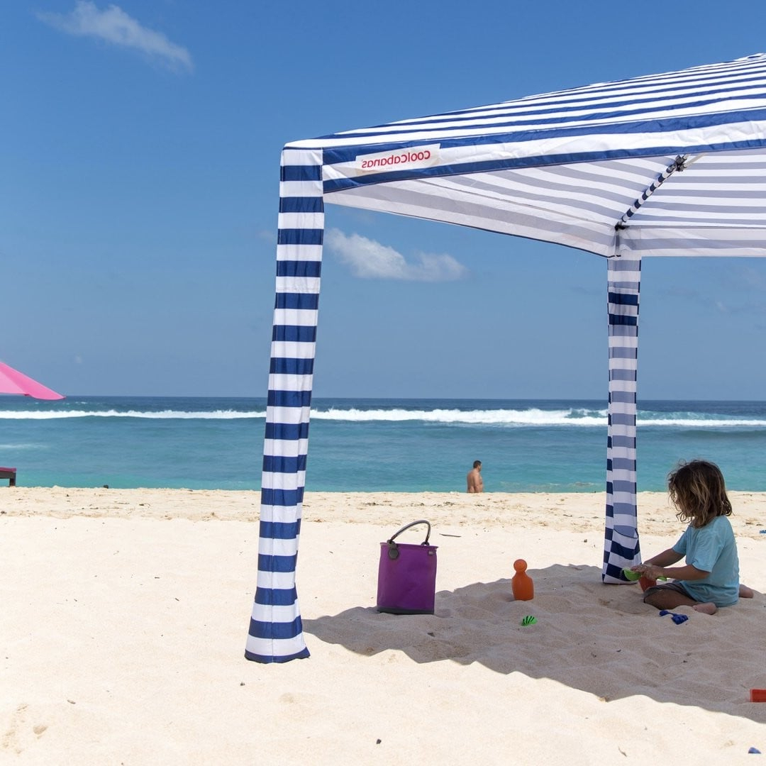 Newest Best Family Beach Tents And Umbrellas 2018 (Gallery 11 of 20)