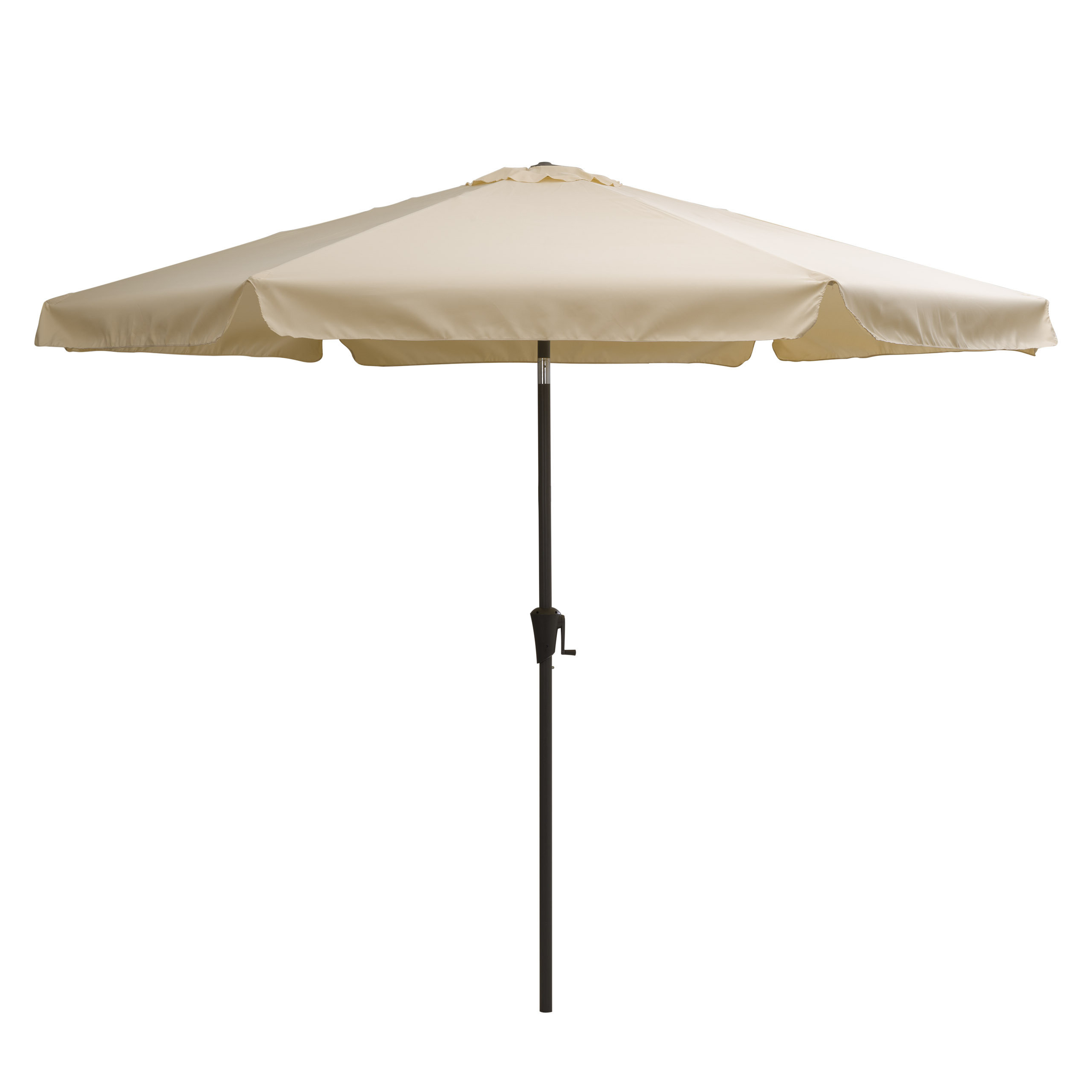 Newest Crowborough 10' Market Umbrella Inside Crowborough Market Umbrellas (Gallery 3 of 20)