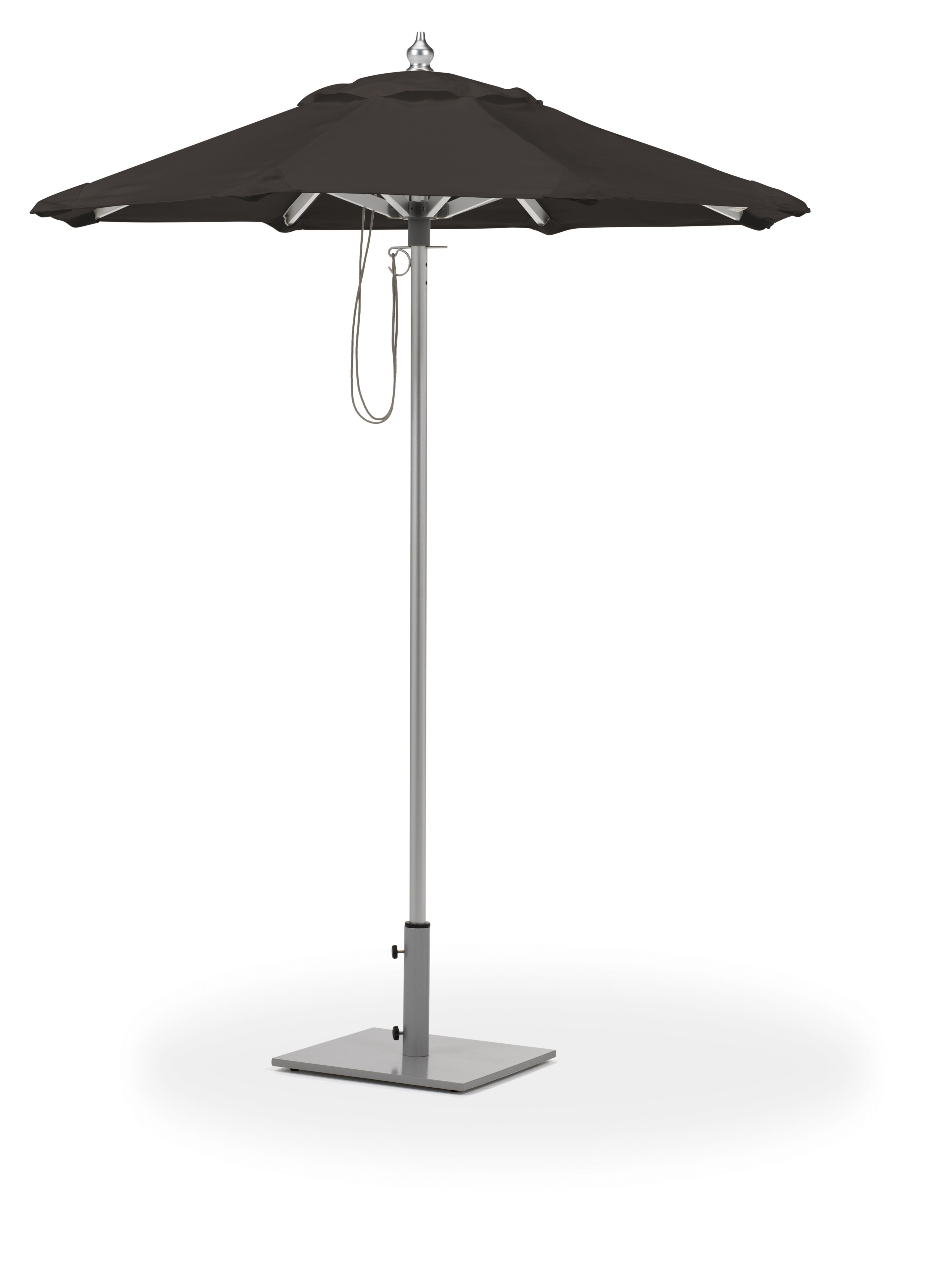 Newest Stambaugh 6' Market Umbrella Pertaining To Caravelle Market Sunbrella Umbrellas (View 20 of 20)