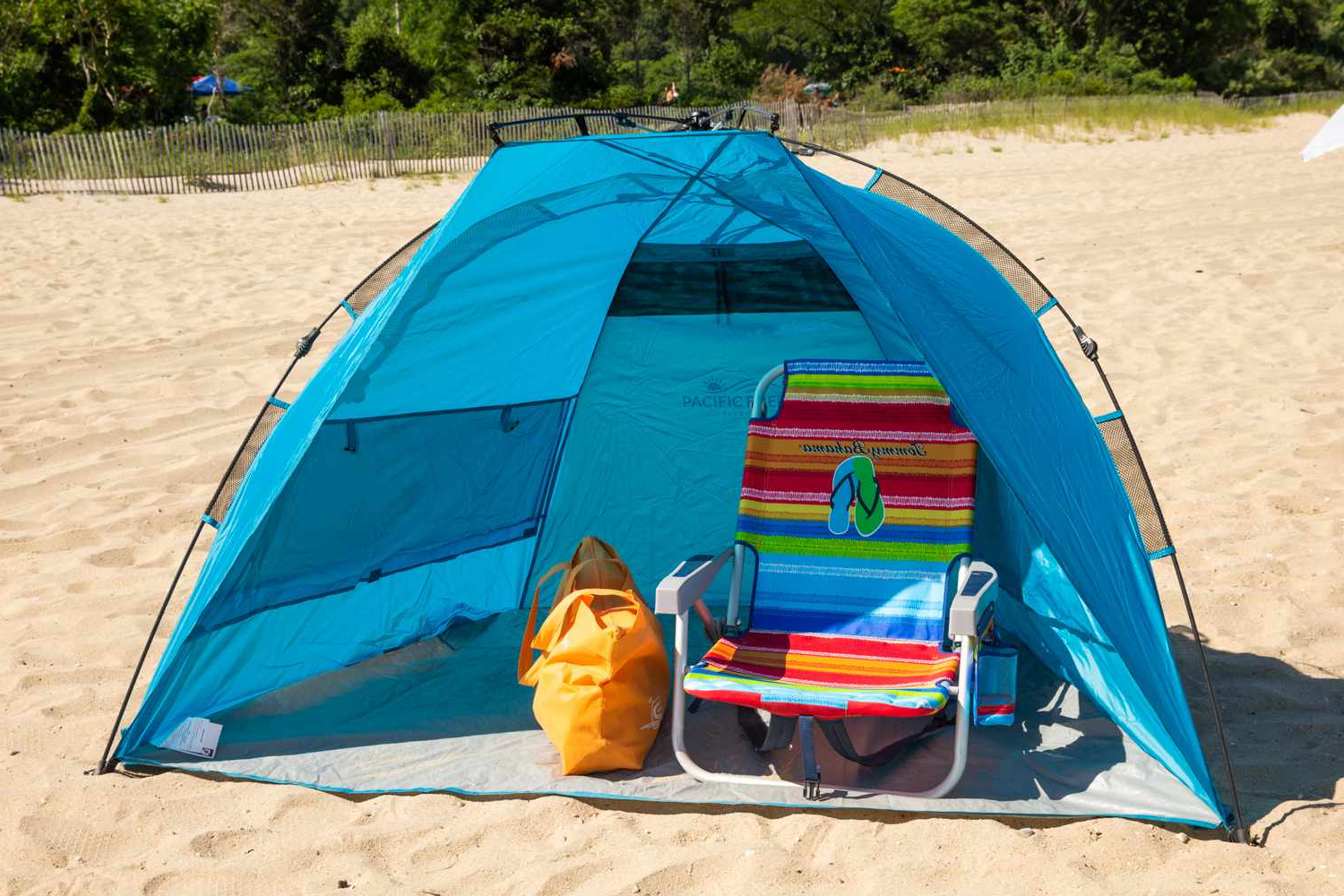 Newest The 8 Best Beach Tents Of 2019 Pertaining To Sun Shelter Beach Umbrellas (View 9 of 20)
