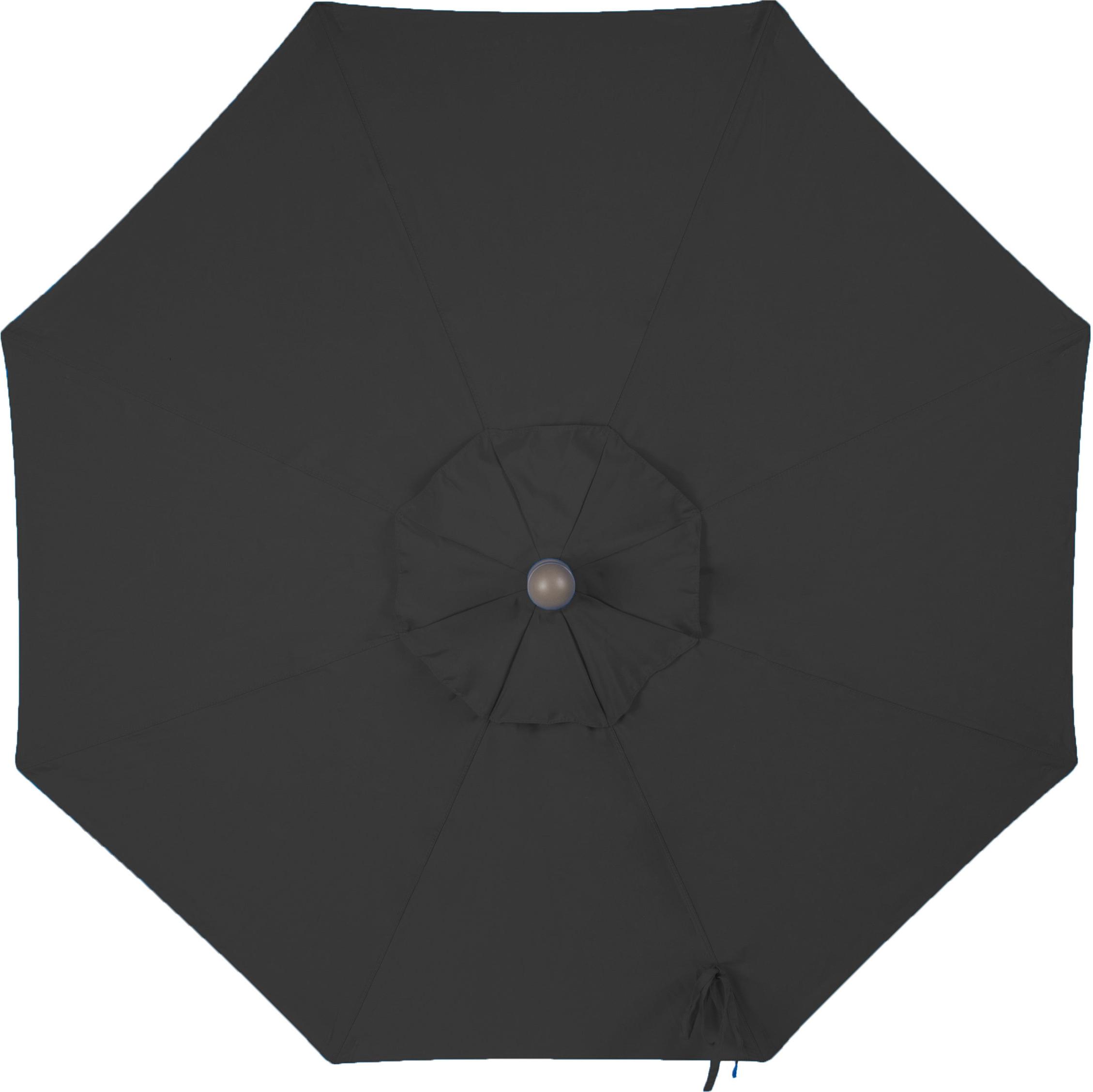 Newest Wiechmann Push Tilt Market Sunbrella Umbrellas With Wiechmann 9' Market Sunbrella Umbrella (Gallery 8 of 20)