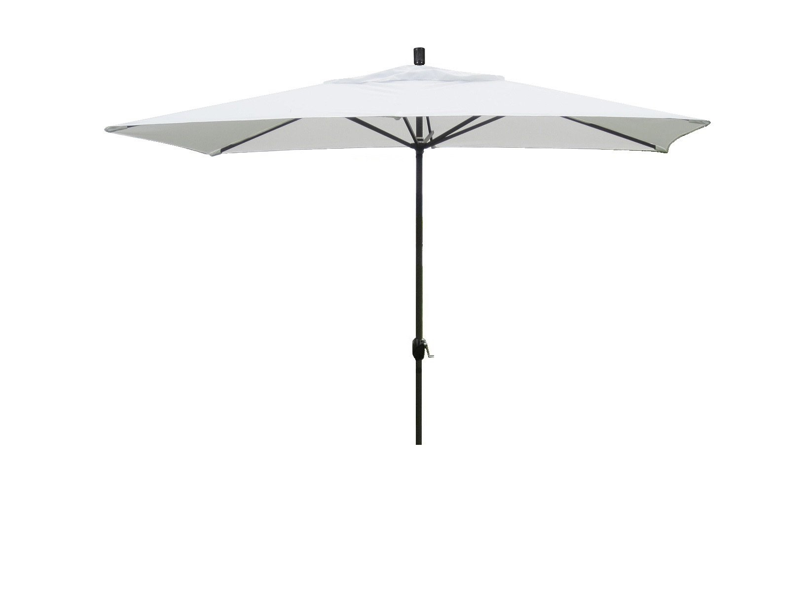 Northfleet 10' X 6' Rectangular Market Umbrella For Recent Sherlyn Rectangular Market Umbrellas (View 4 of 20)