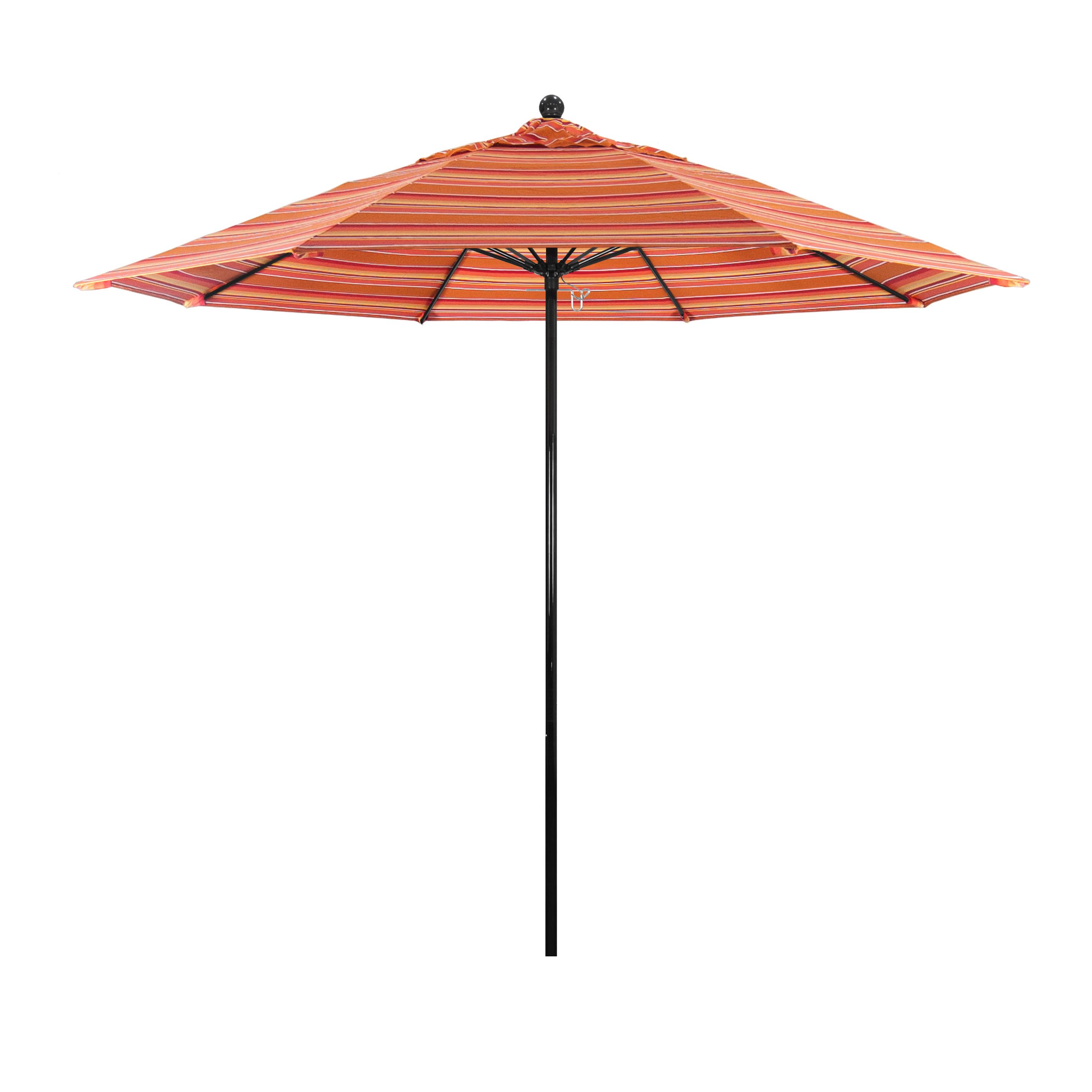 Oceanside Series 9' Market Sunbrella Umbrella Intended For Most Up To Date Crowland Market Sunbrella Umbrellas (View 14 of 20)