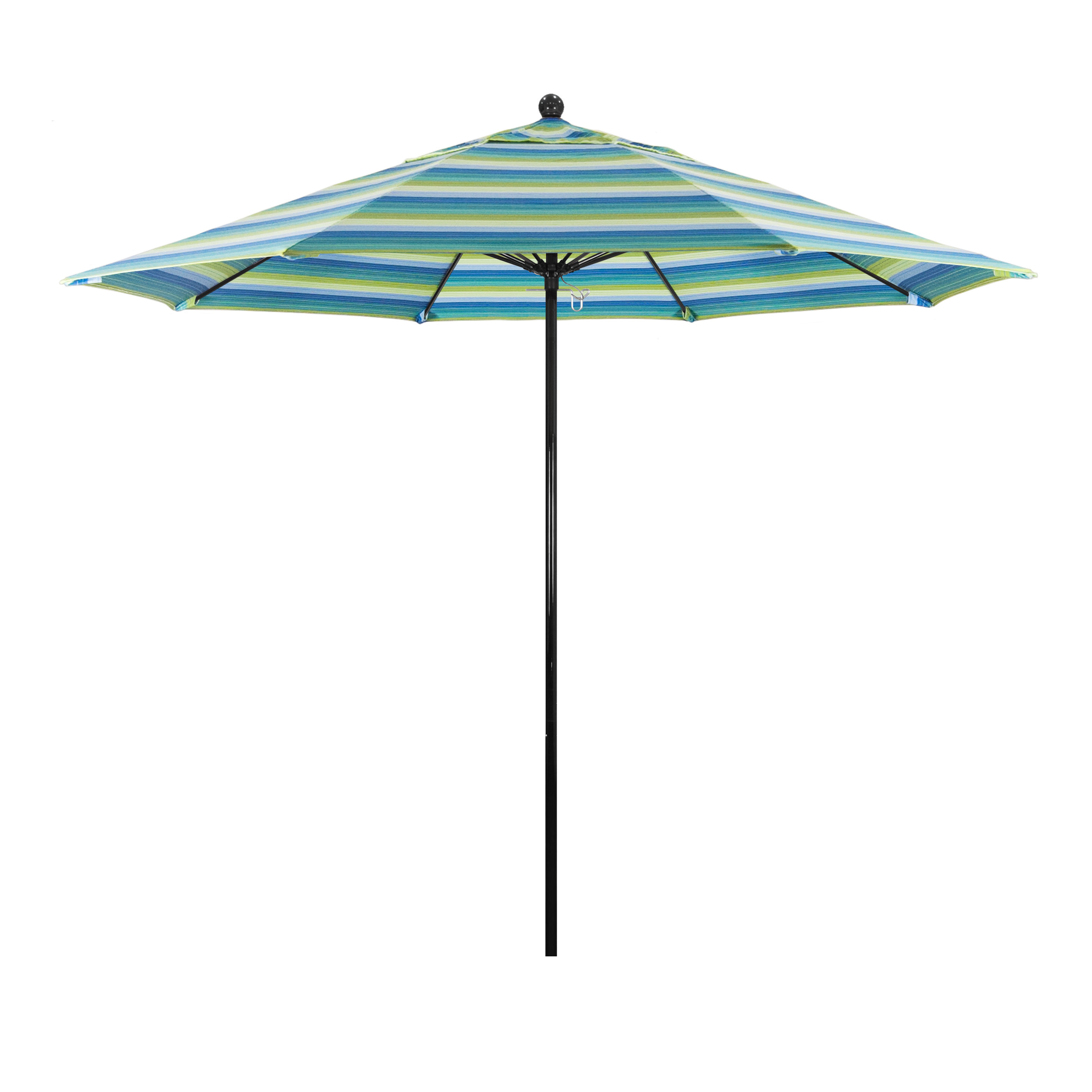 Oceanside Series 9' Market Sunbrella Umbrella Regarding Recent Bayside Series Cantilever Umbrellas (View 8 of 20)