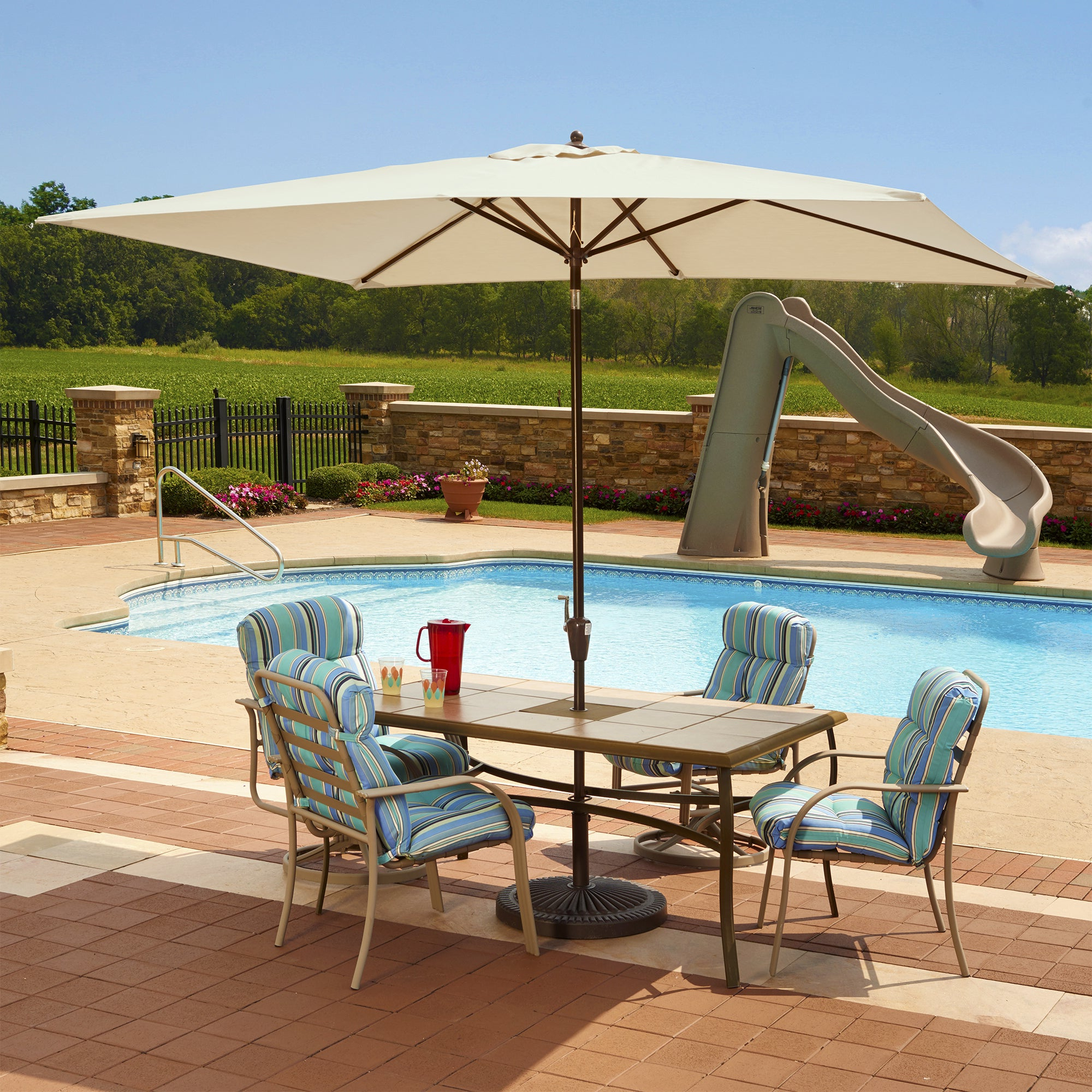 Our Best Patio (Gallery 15 of 20)