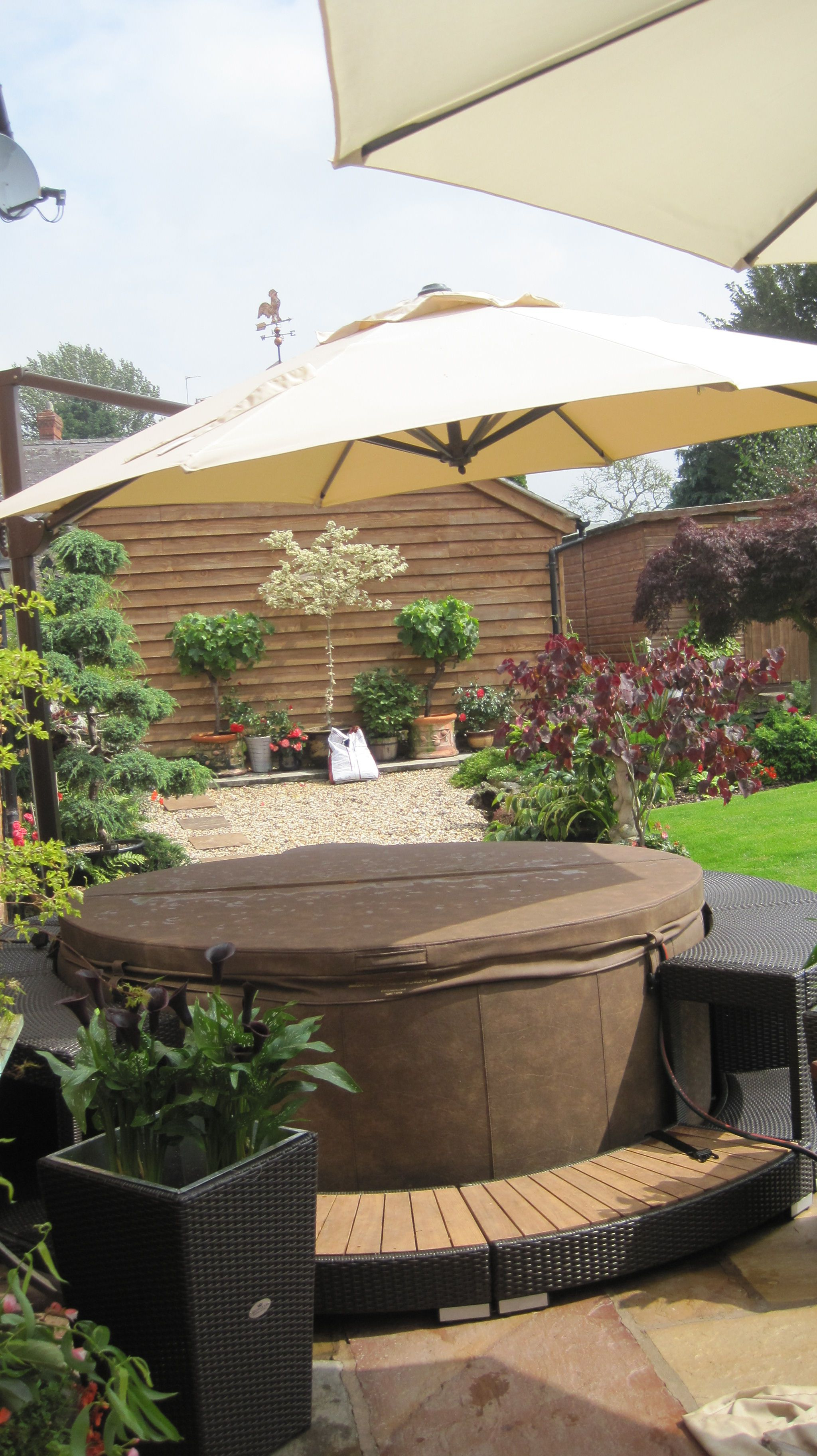 Outdoor Ideas In 2019 With Regard To Bricker Market Umbrellas (Gallery 17 of 20)