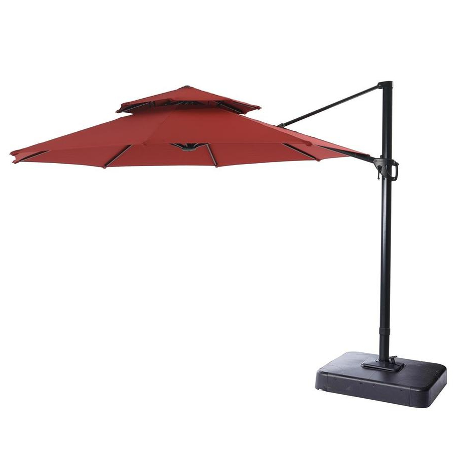 Patio Umbrellas & Accessories (View 17 of 20)