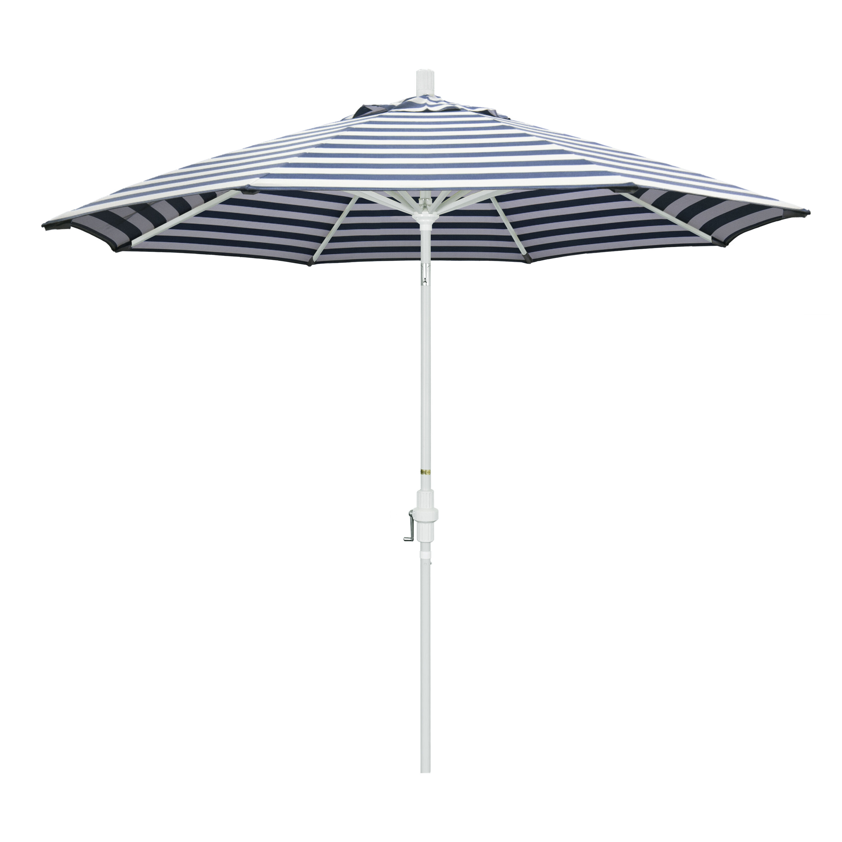 Pedrick Drape Market Umbrellas In Most Recently Released 9' Market Umbrella (View 6 of 20)