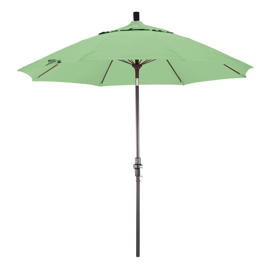 Phat Tommy Cantilever Umbrellas With Favorite Phat Tommy Outdoor Oasis Spa Market Patio Umbrella (common: 9 Ft W X (View 5 of 20)