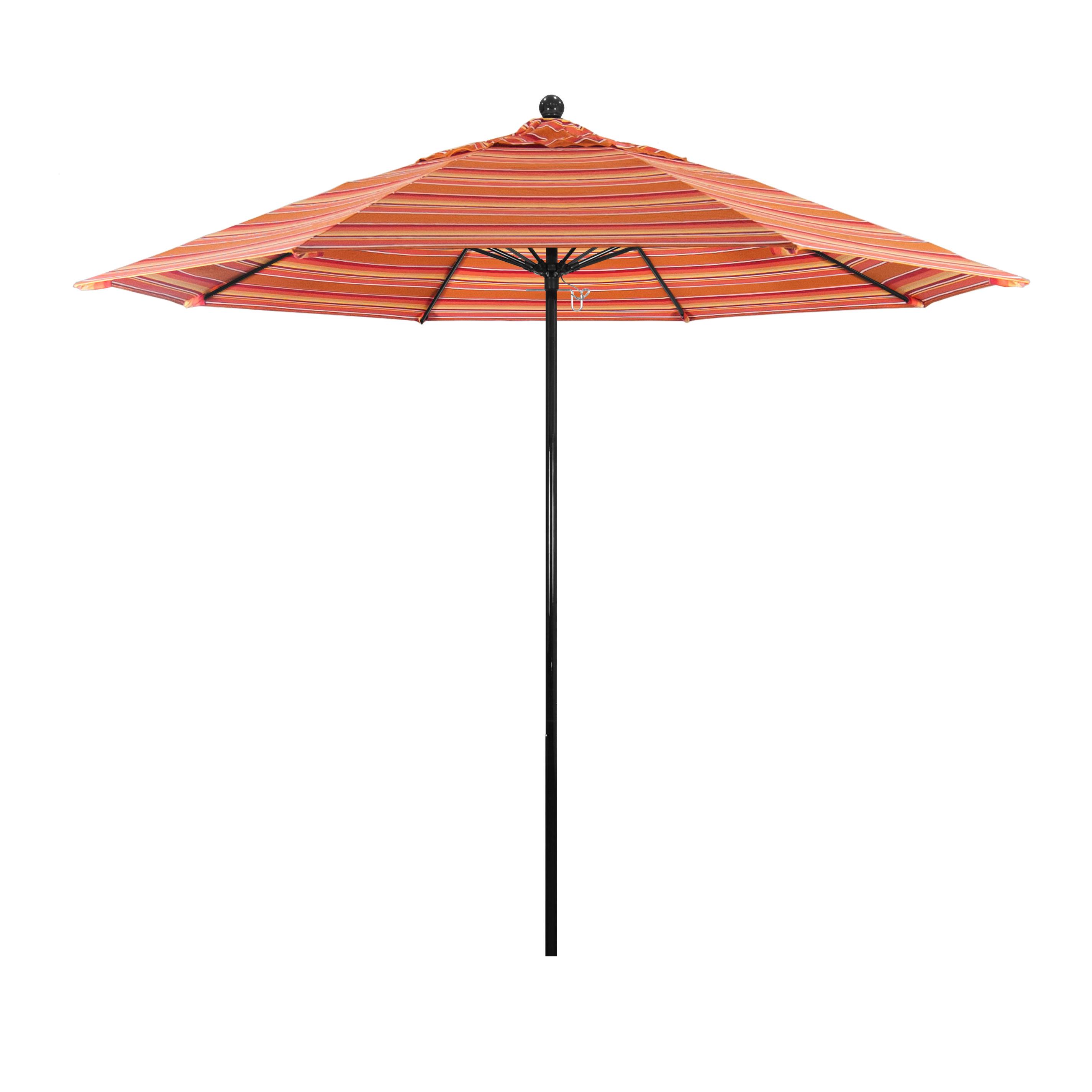 Popular Lizarraga Market Umbrellas In Oceanside Series 9' Market Sunbrella Umbrella (View 19 of 20)