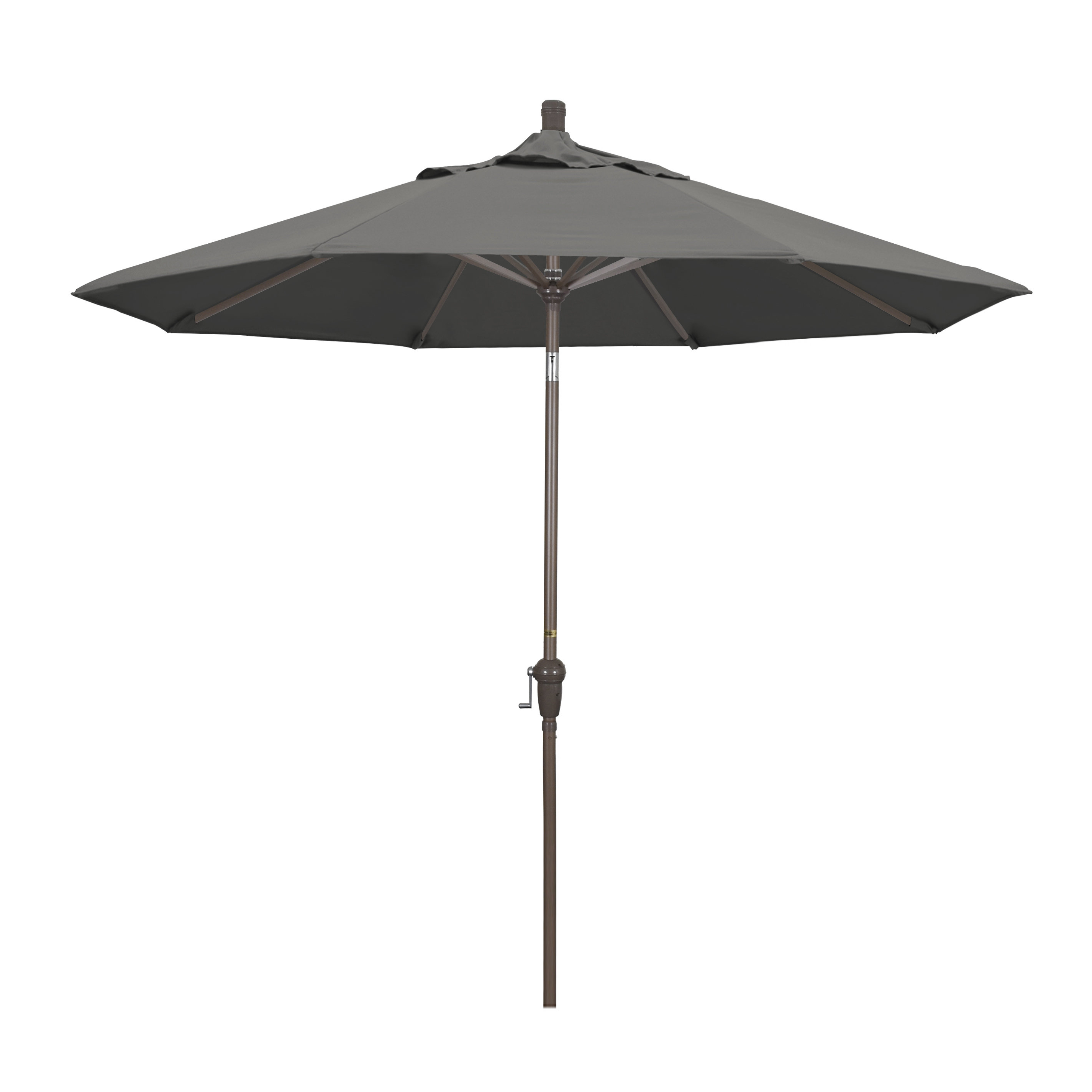 Popular Mullaney 9' Market Sunbrella Umbrella With Crowland Market Sunbrella Umbrellas (View 15 of 20)