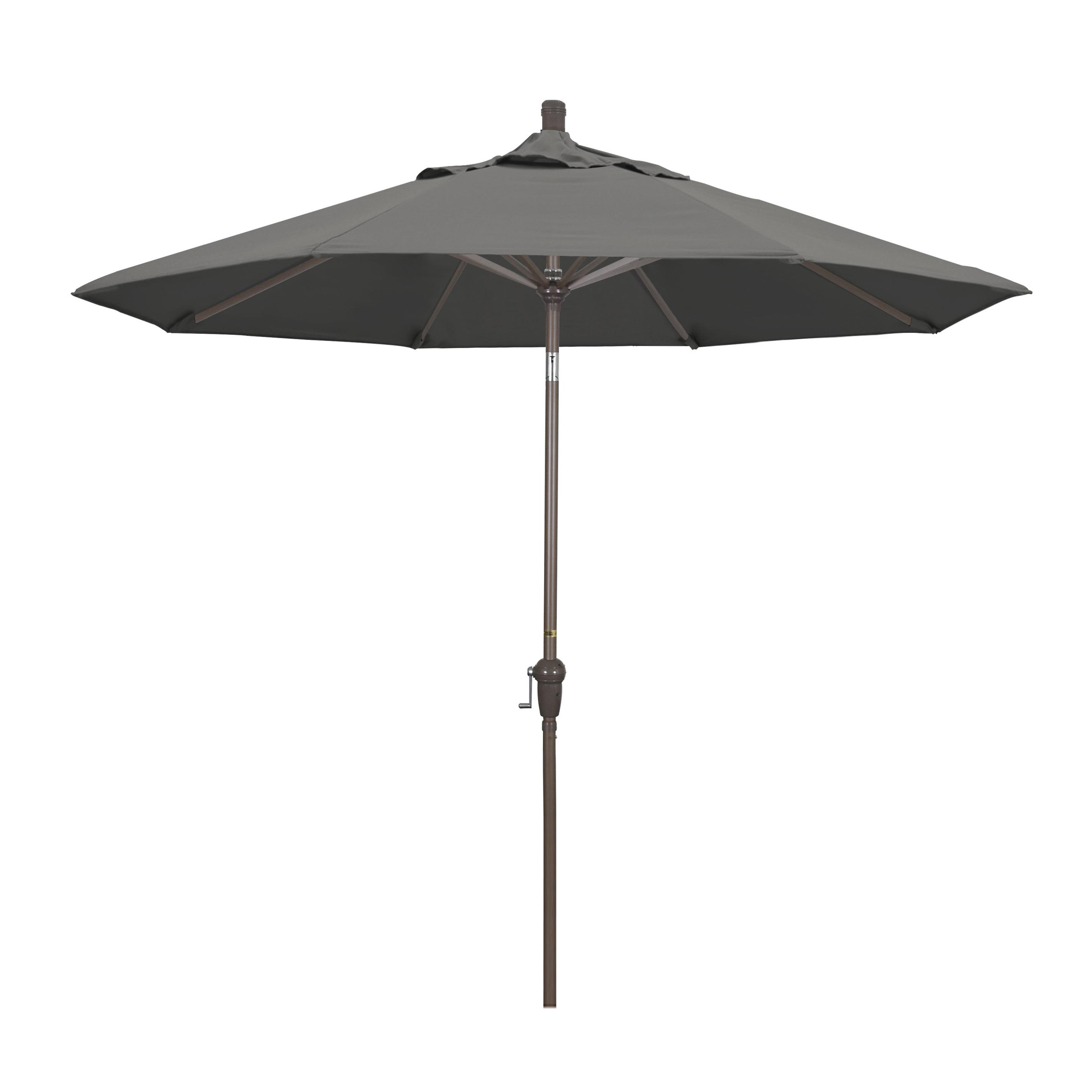 Popular Mullaney 9' Market Sunbrella Umbrella With Crowland Market Sunbrella Umbrellas (View 6 of 20)