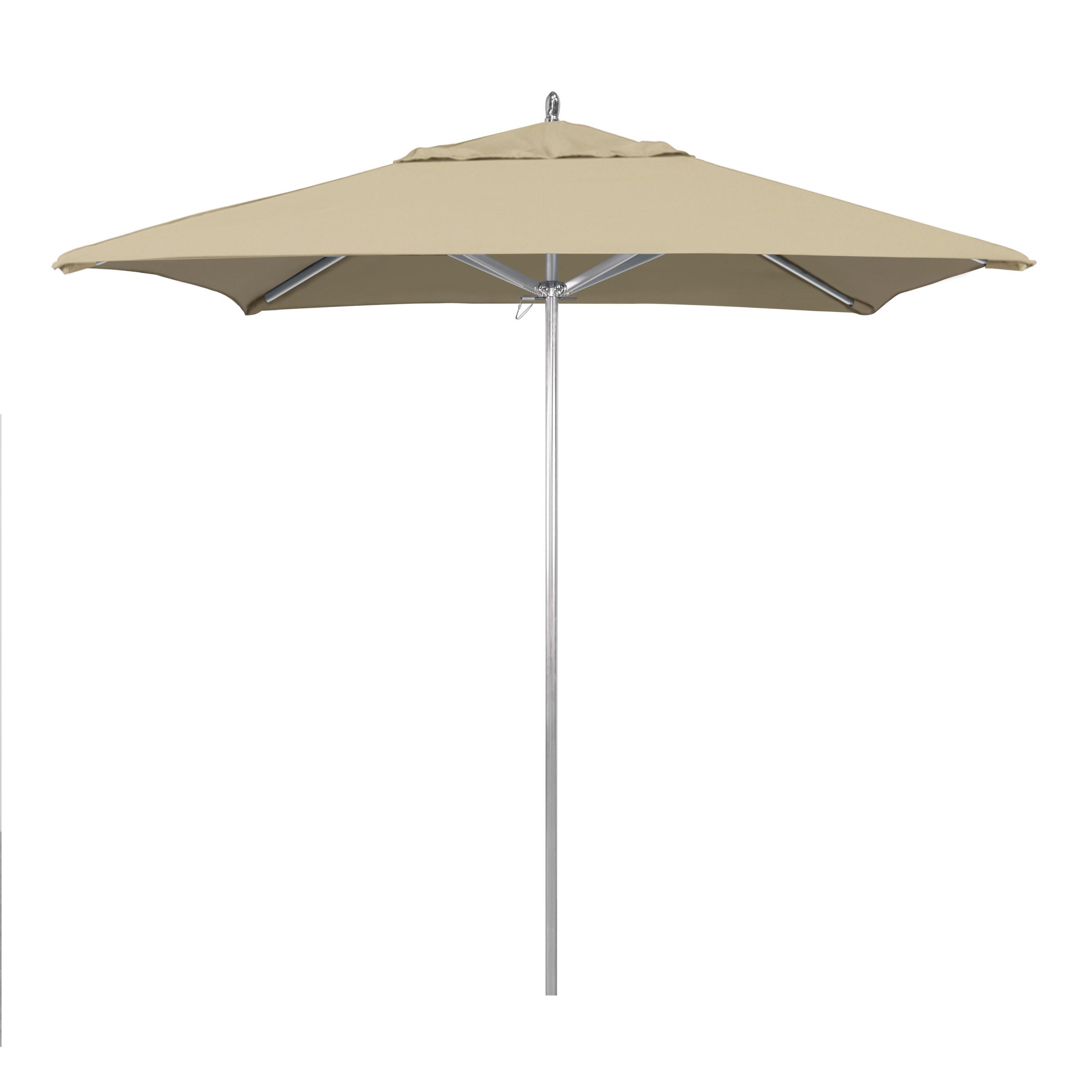 Popular Rodeo Series 11' Market Sunbrella Umbrella Throughout Wiebe Market Sunbrella Umbrellas (View 11 of 20)