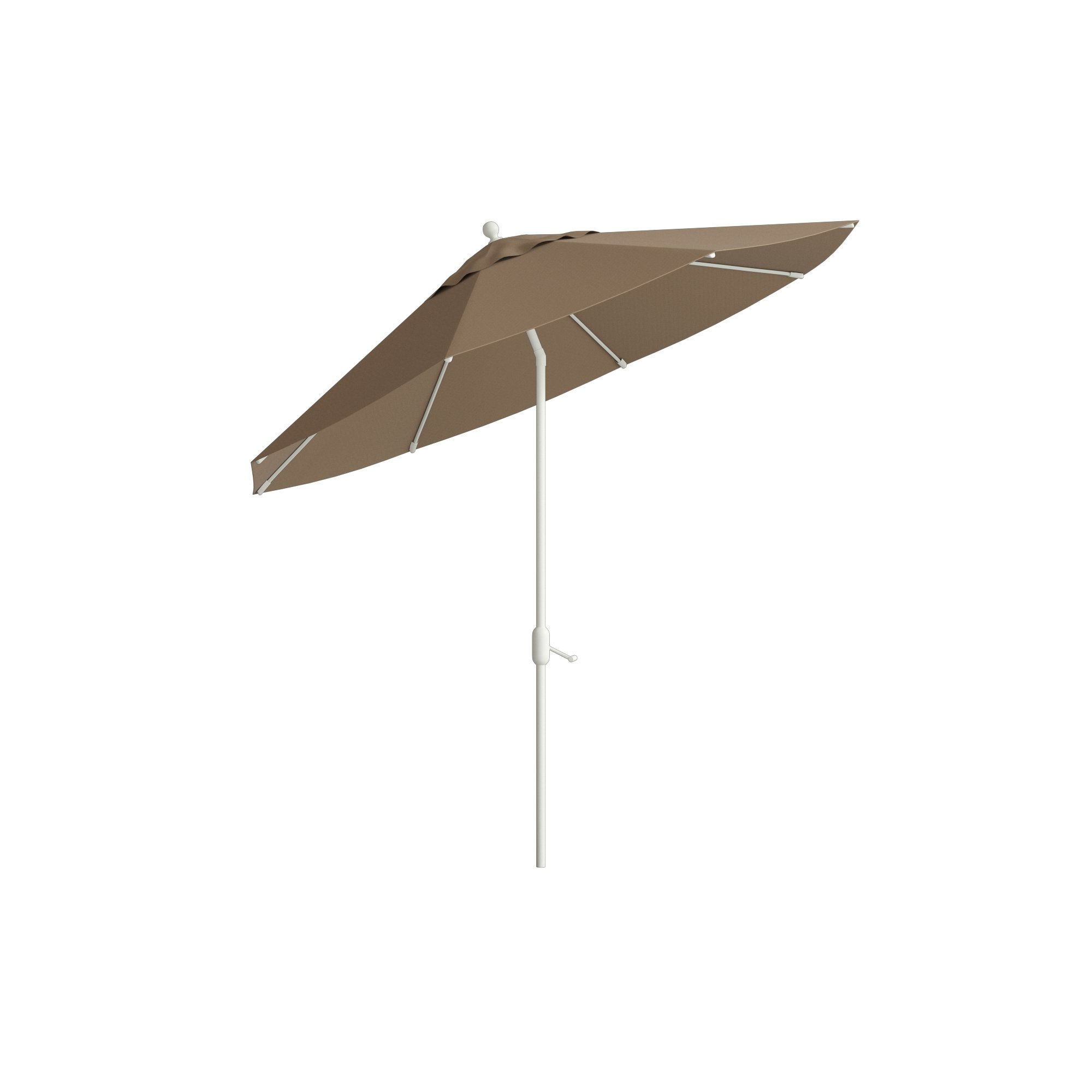 Portofino 8' Market Umbrella For Most Current Branam Lighted Umbrellas (View 17 of 20)
