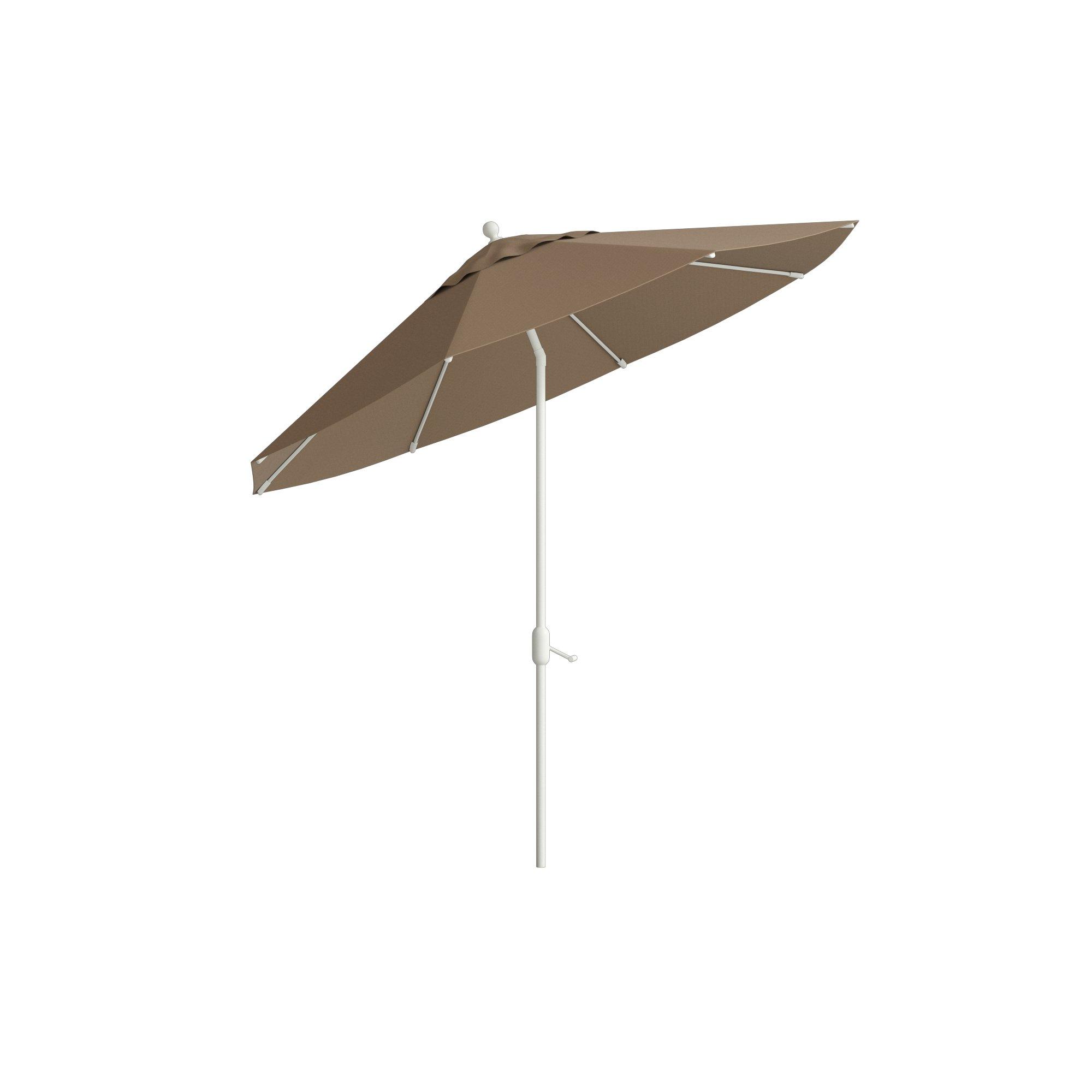 Portofino 8' Market Umbrella For Most Current Branam Lighted Umbrellas (View 16 of 20)