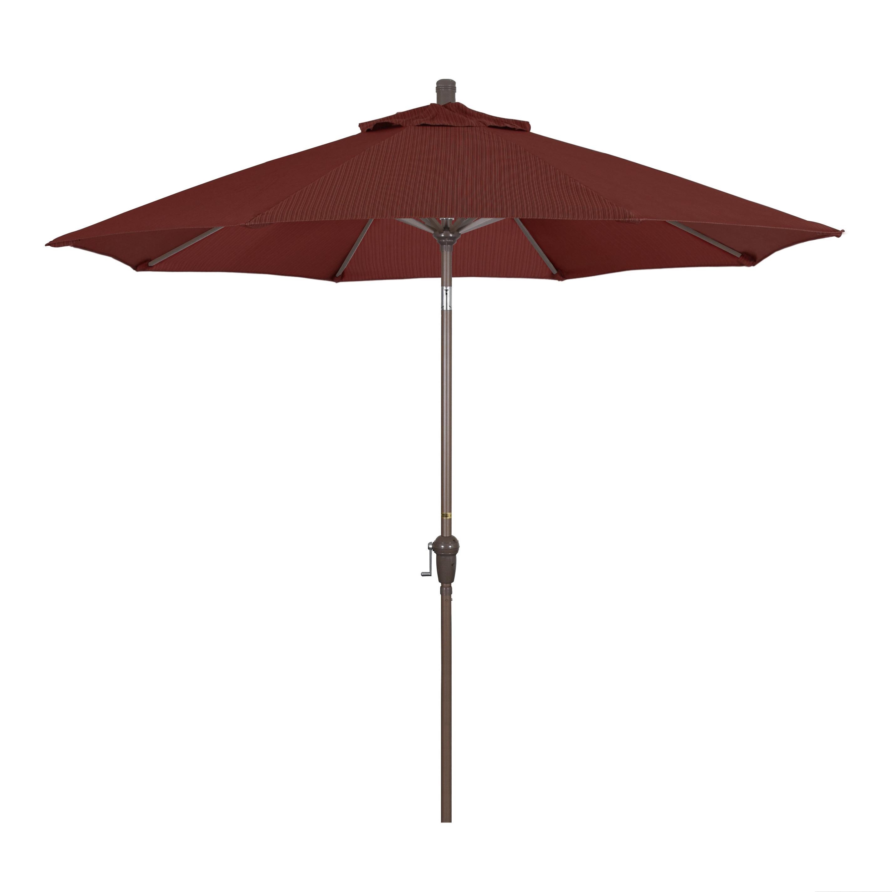 Preferred Brookland Market Umbrellas Inside Mullaney 9' Market Umbrella (View 15 of 20)