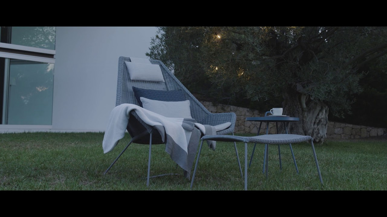Preferred Emely Cantilever Umbrellas In Cane Line – Comfortable High End Furniture For Outdoor & Indoor (View 17 of 20)