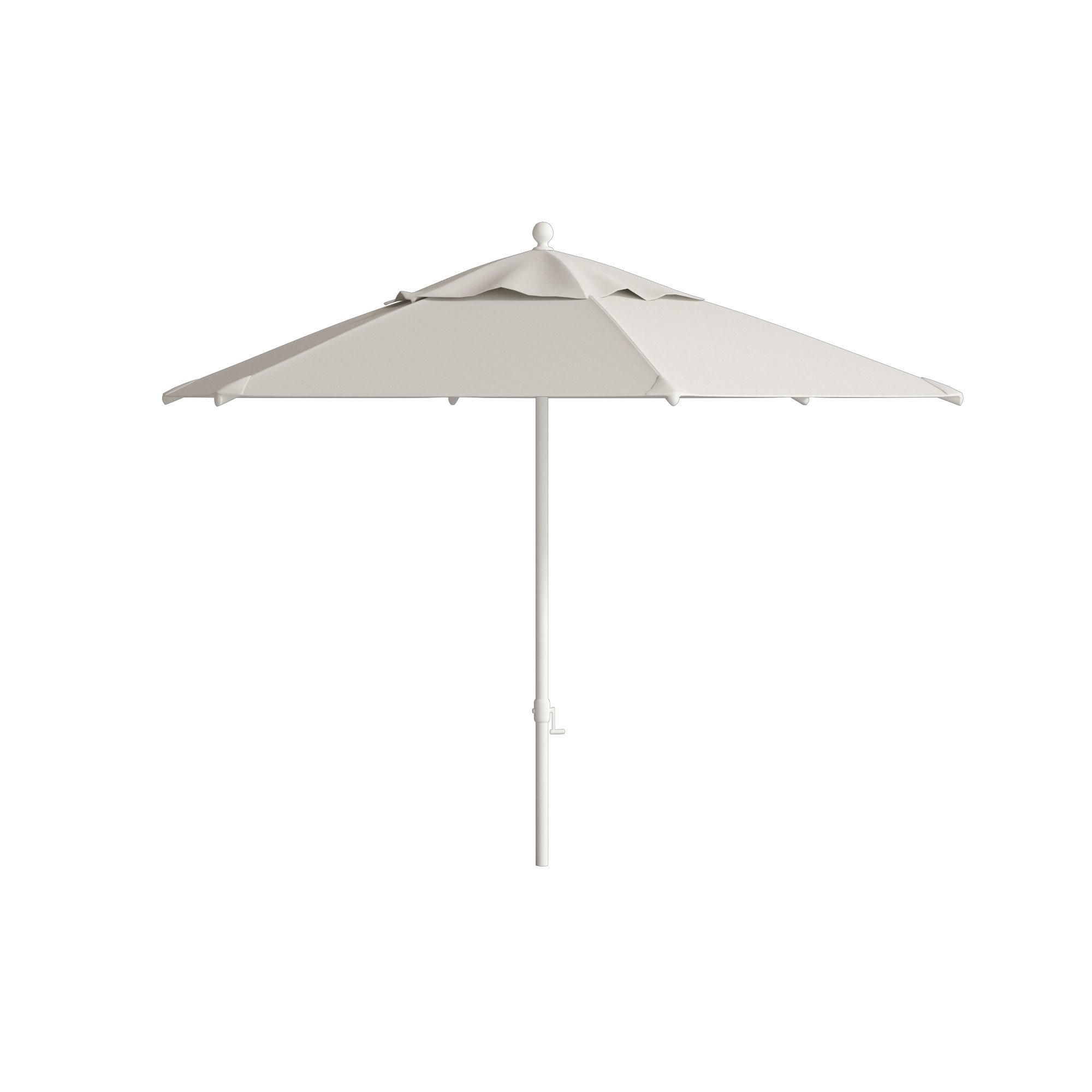 Preferred Portofino 11' Market Umbrella Inside Stacy Market Umbrellas (View 16 of 20)