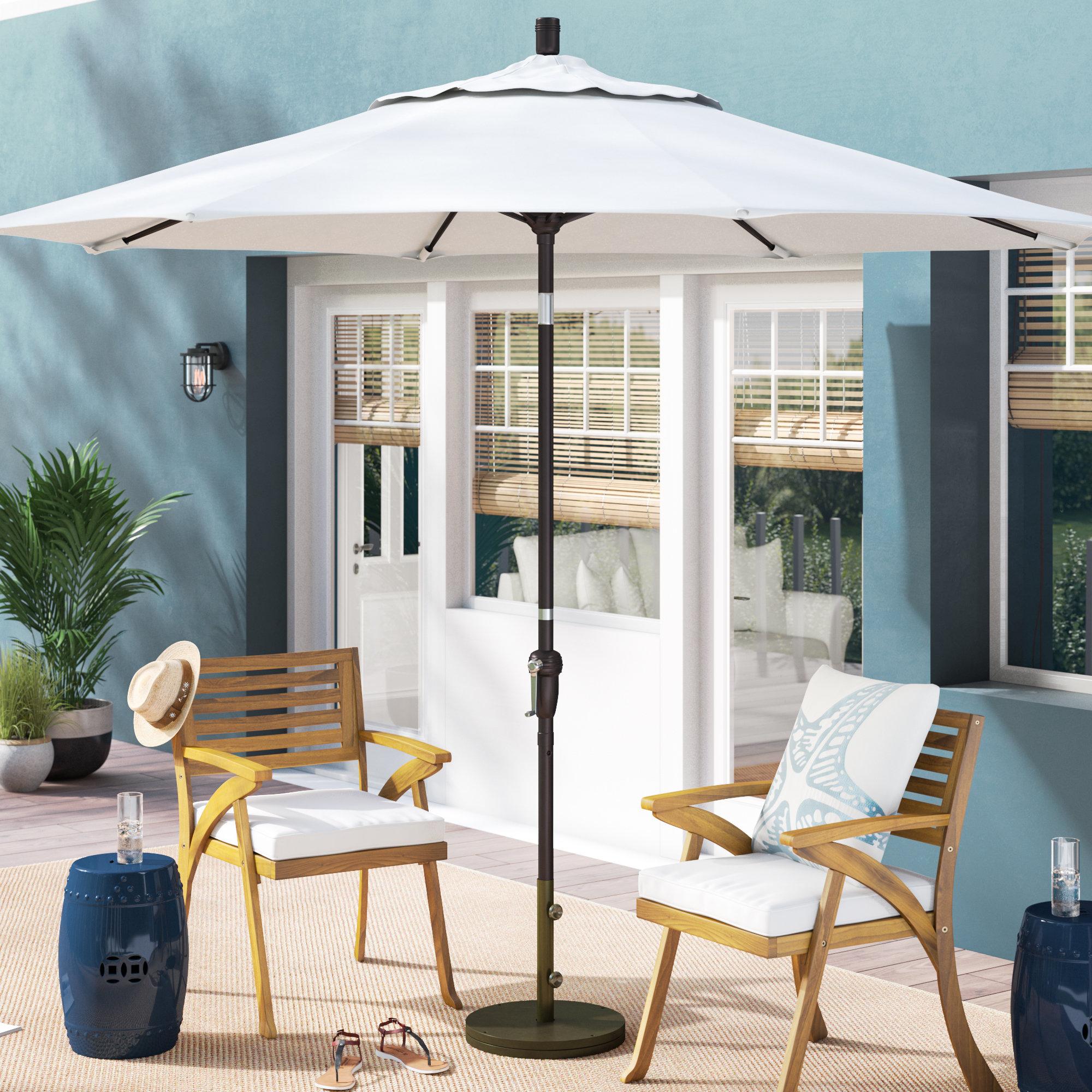 Priscilla 9' Market Umbrella With Regard To 2020 Priscilla Market Umbrellas (View 2 of 20)