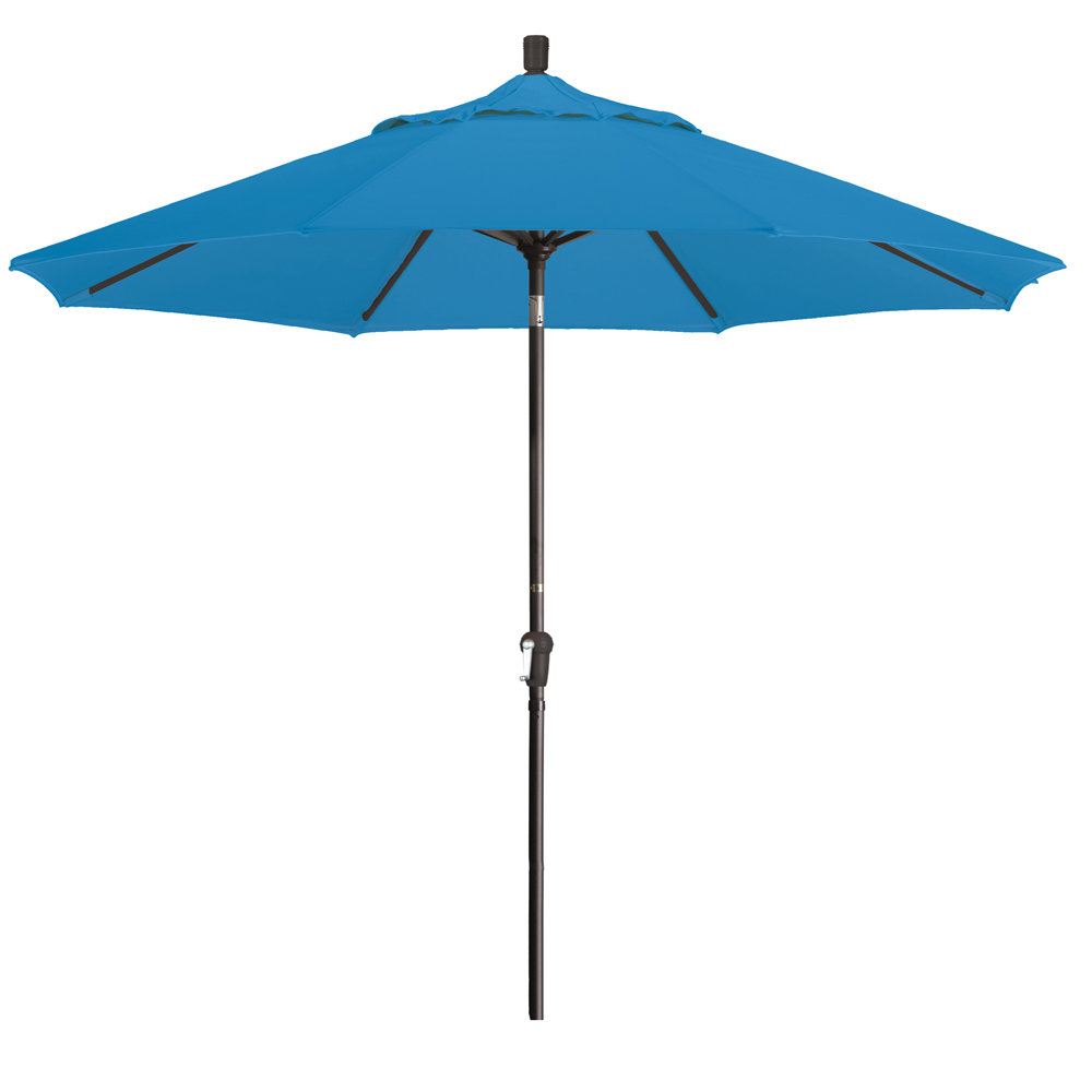 Priscilla 9' Market Umbrella Within Most Recently Released Caravelle Market Umbrellas (View 9 of 20)