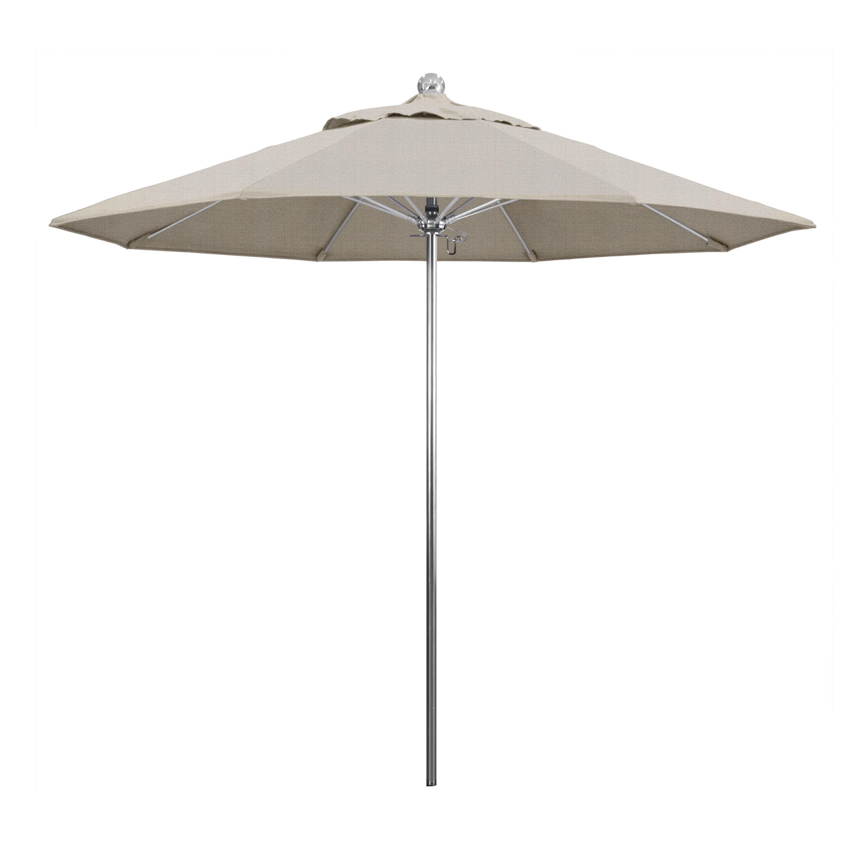 Priscilla Market Umbrellas For Fashionable Allure Series 9' Market Umbrella (View 14 of 20)