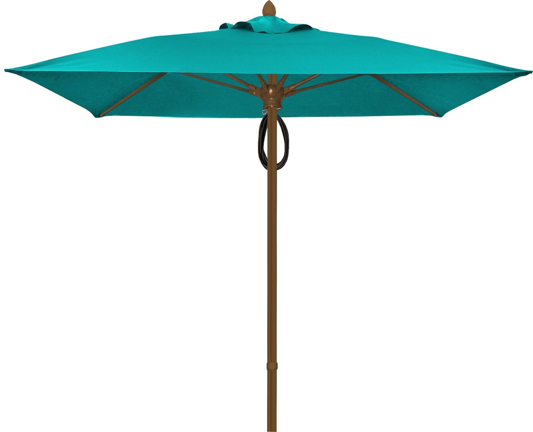 Priscilla Market Umbrellas For Latest Prestige 6' Square Market Umbrella (View 20 of 20)