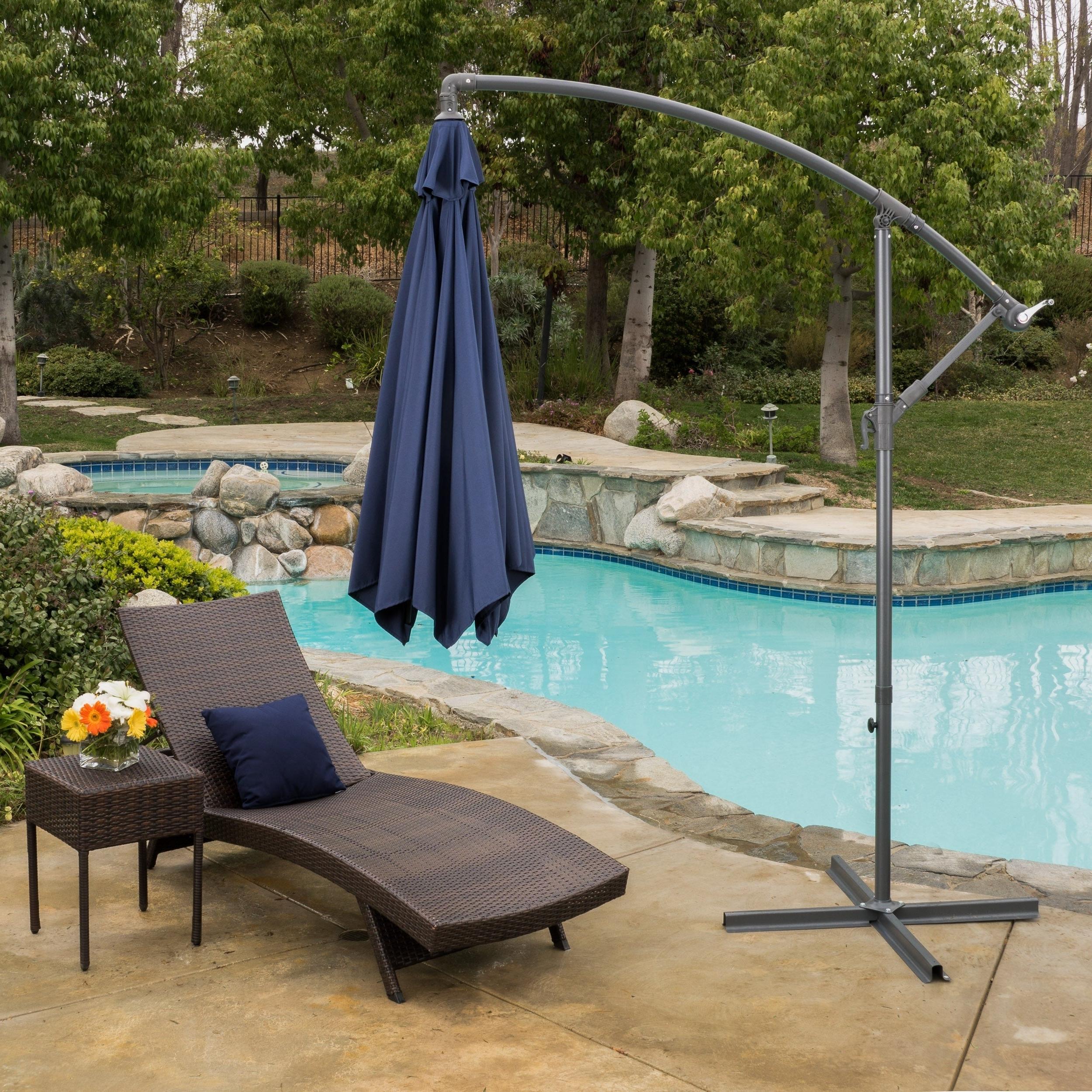 Priscilla Market Umbrellas Throughout 2020 Monterey Outdoor 10 Foot Banana Sun Canopychristopher Knight Home (View 19 of 20)