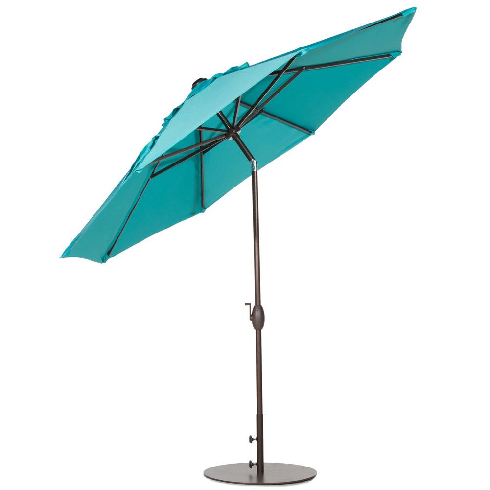 Priscilla Market Umbrellas With Most Recent Abba Patio 9' Market Umbrella & Reviews (View 10 of 20)