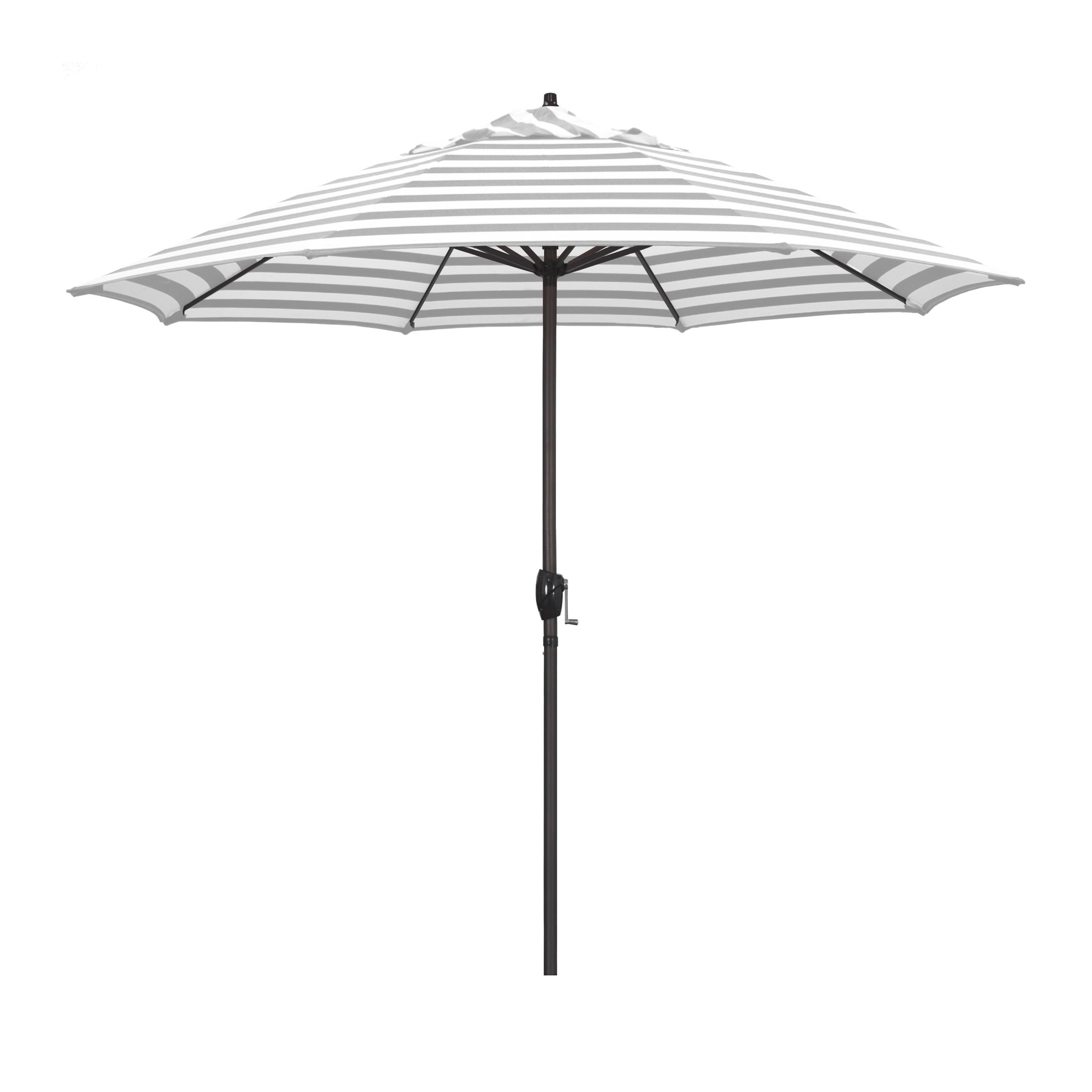 Recent Cardine 9' Market Umbrella In Mraz Market Umbrellas (View 17 of 20)