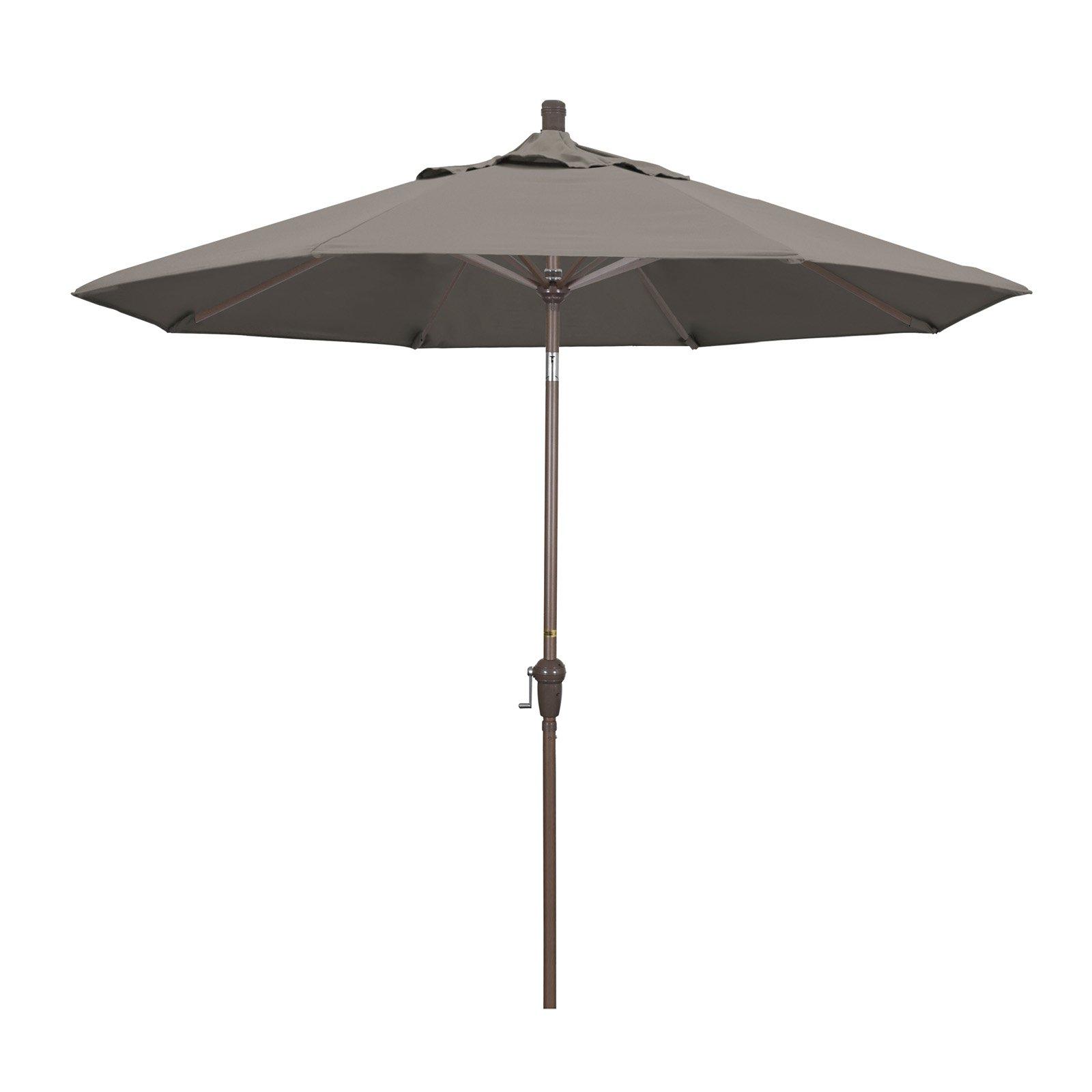 Recent Cardine Market Umbrellas Intended For California Umbrella 9 Ft (View 7 of 20)