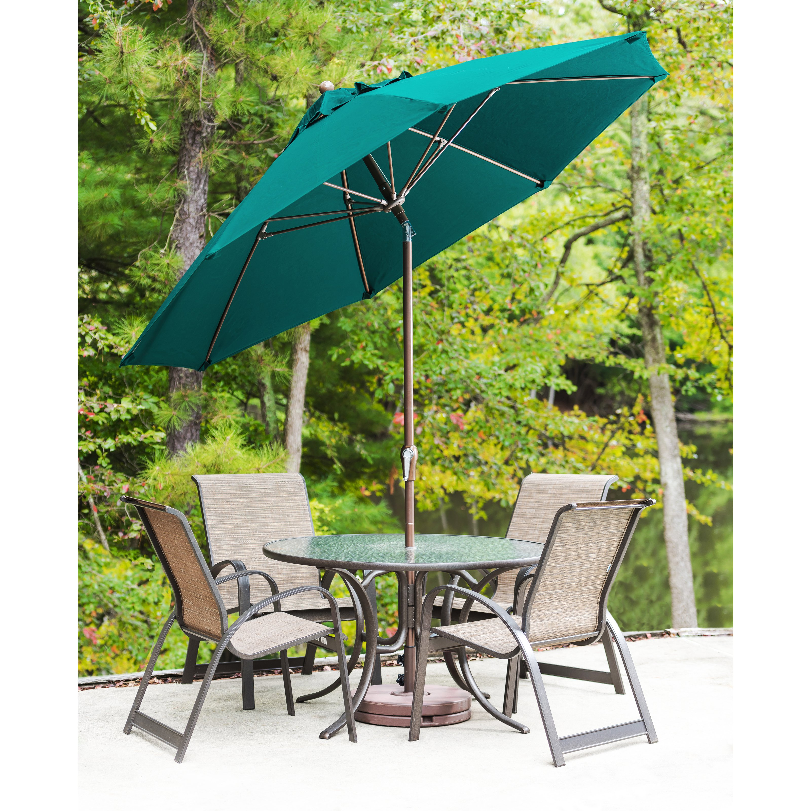 Recent Frankford Umbrellas Monterey Collection 7.5 Ft (View 16 of 20)