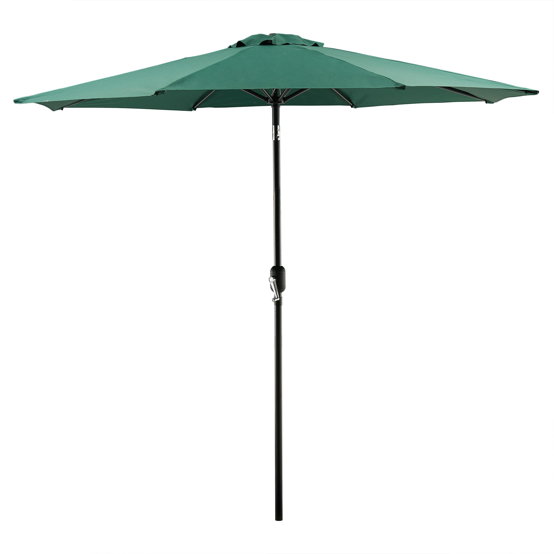 Recent Hapeville 9' Market Umbrella Intended For Kelton Market Umbrellas (Gallery 15 of 20)
