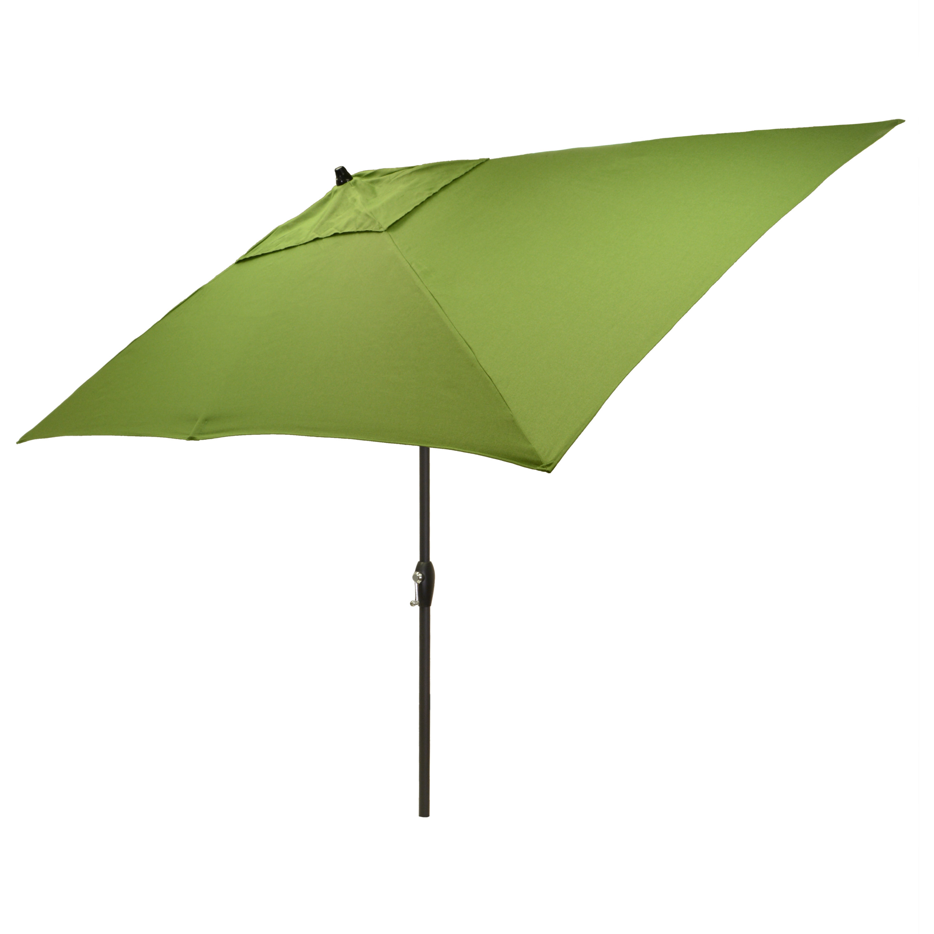Recent Solid 6.5' X 10' Rectangular Market Umbrella Within Maglione Fabric 4Cantilever Umbrellas (Gallery 7 of 20)